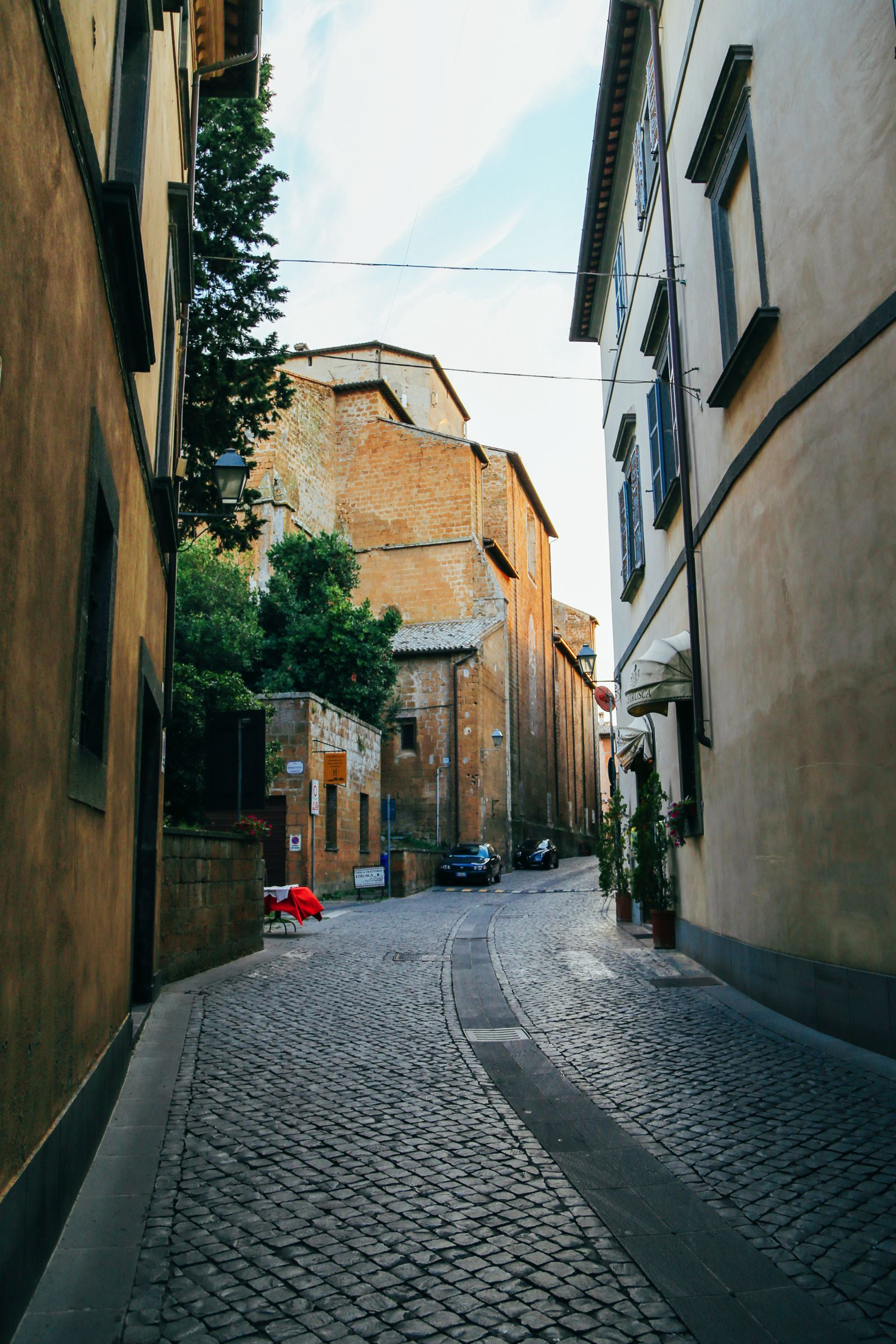 Orvieto - The Most Dramatic City In Europe (20)