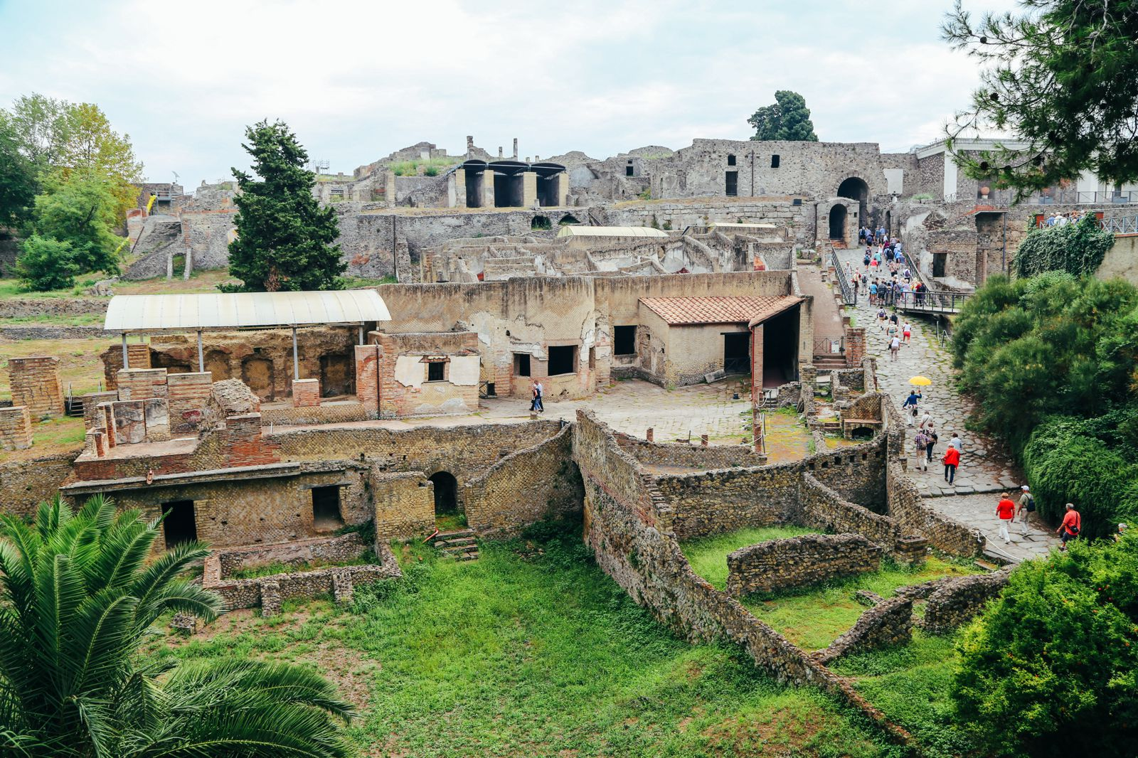 The Ancient City Of PompeiI (2)