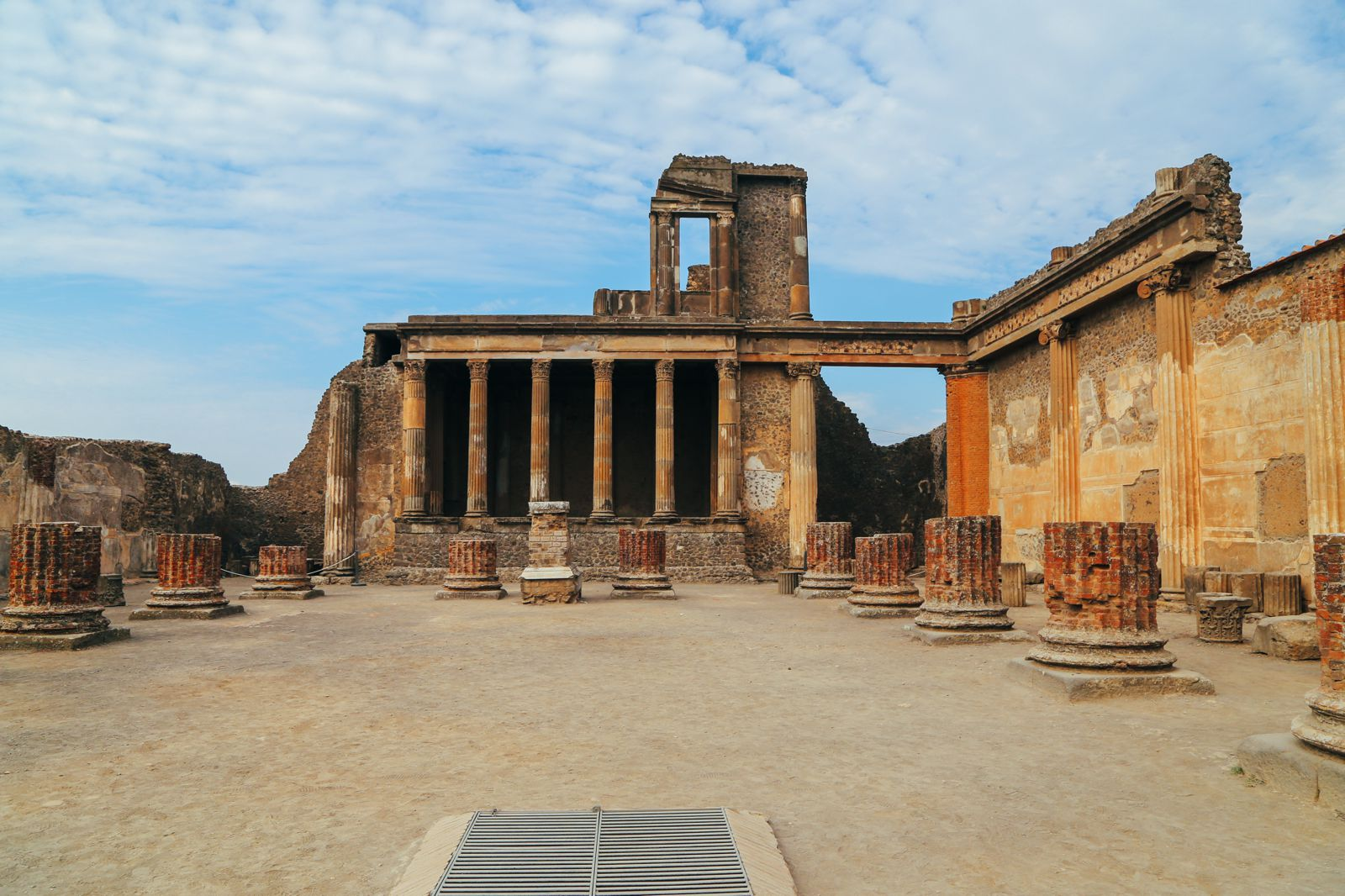 The Ancient City Of PompeiI (5)