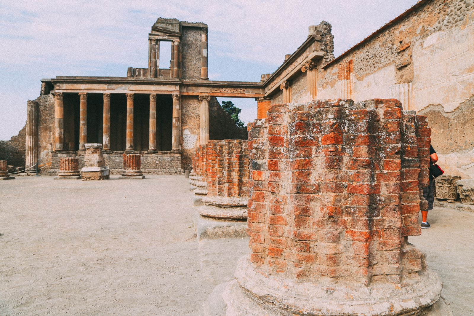 The Ancient City Of PompeiI (7)