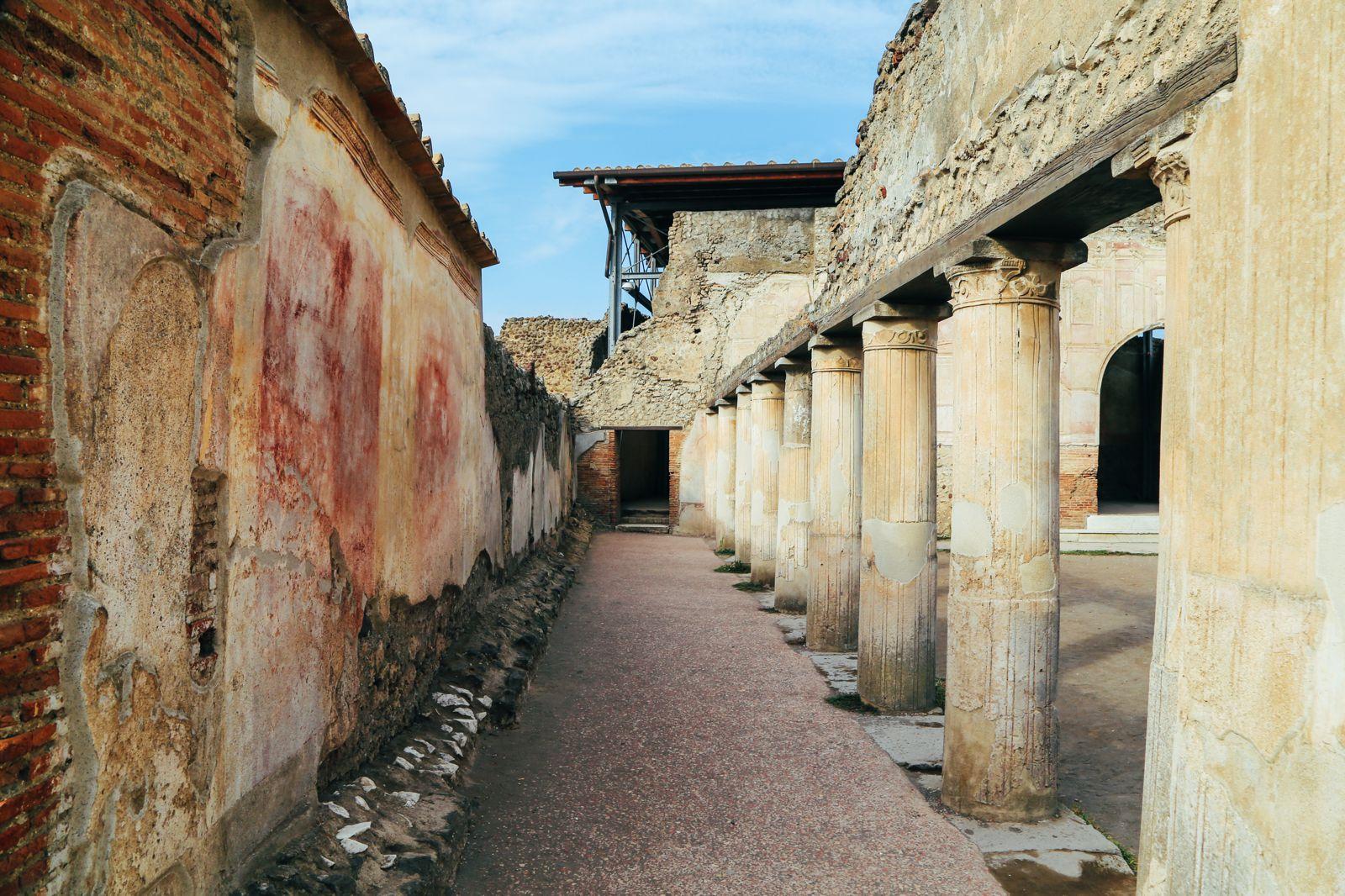 The Ancient City Of PompeiI (19)