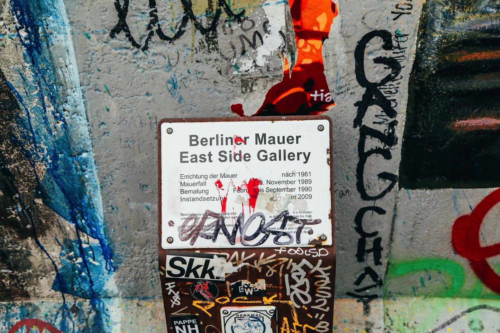 East Side Gallery, Berlin, Germany (9)