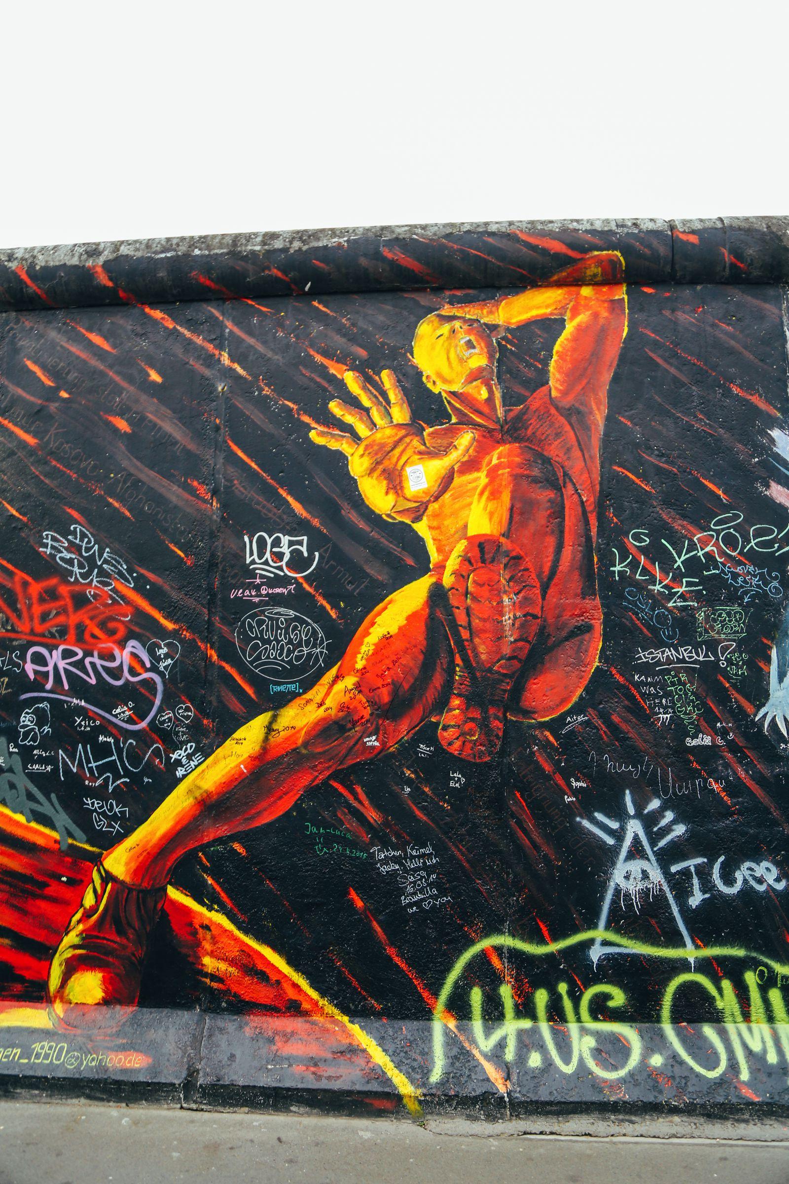 East Side Gallery, Berlin, Germany (11)
