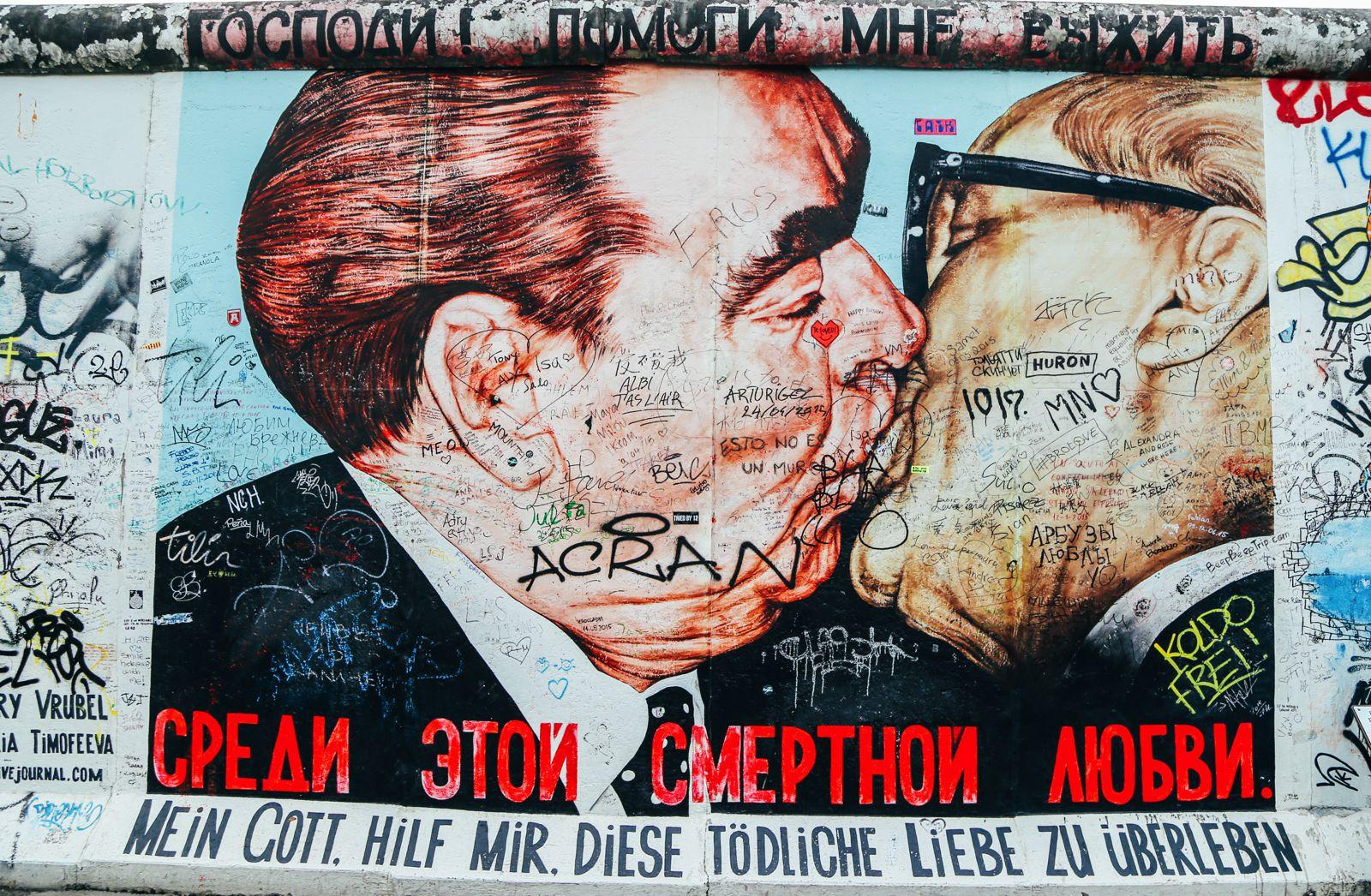 East Side Gallery, Berlin, Germany (13)