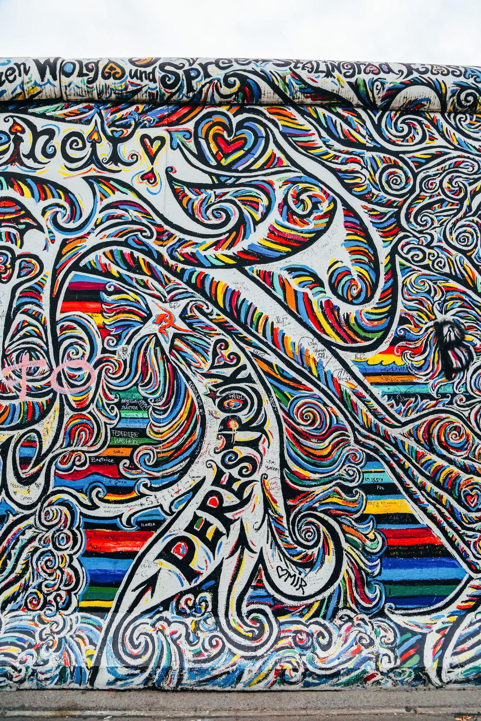East Side Gallery, Berlin, Germany (15)