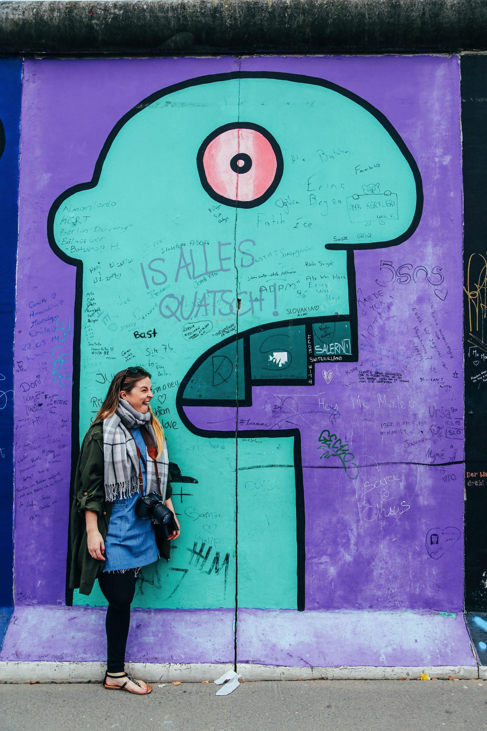 East Side Gallery, Berlin, Germany (22)