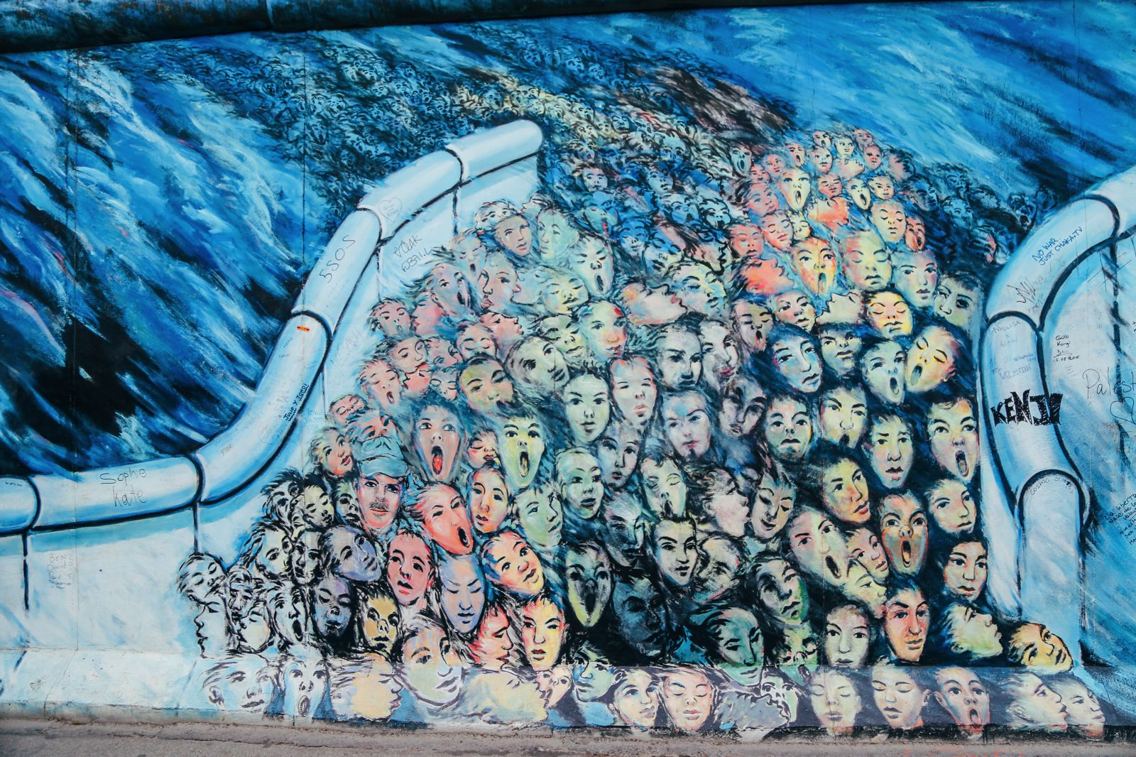 East Side Gallery, Berlin, Germany (25)