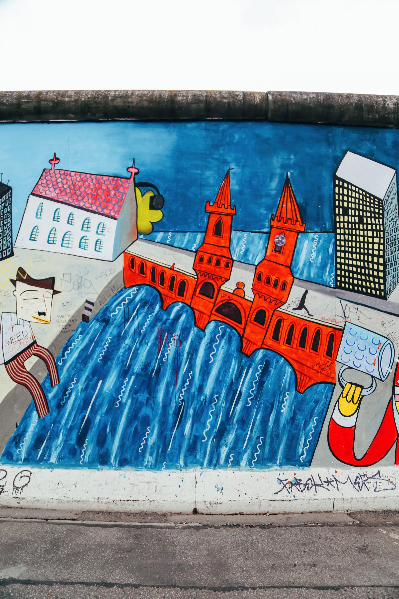 East Side Gallery, Berlin, Germany (26)