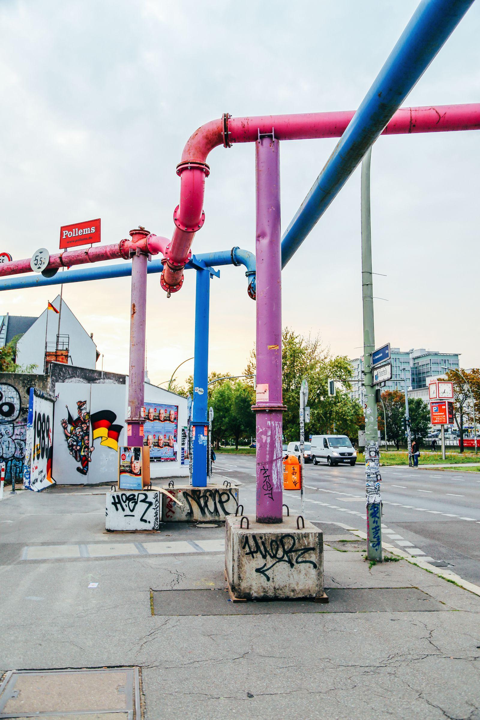 East Side Gallery, Berlin, Germany (3)