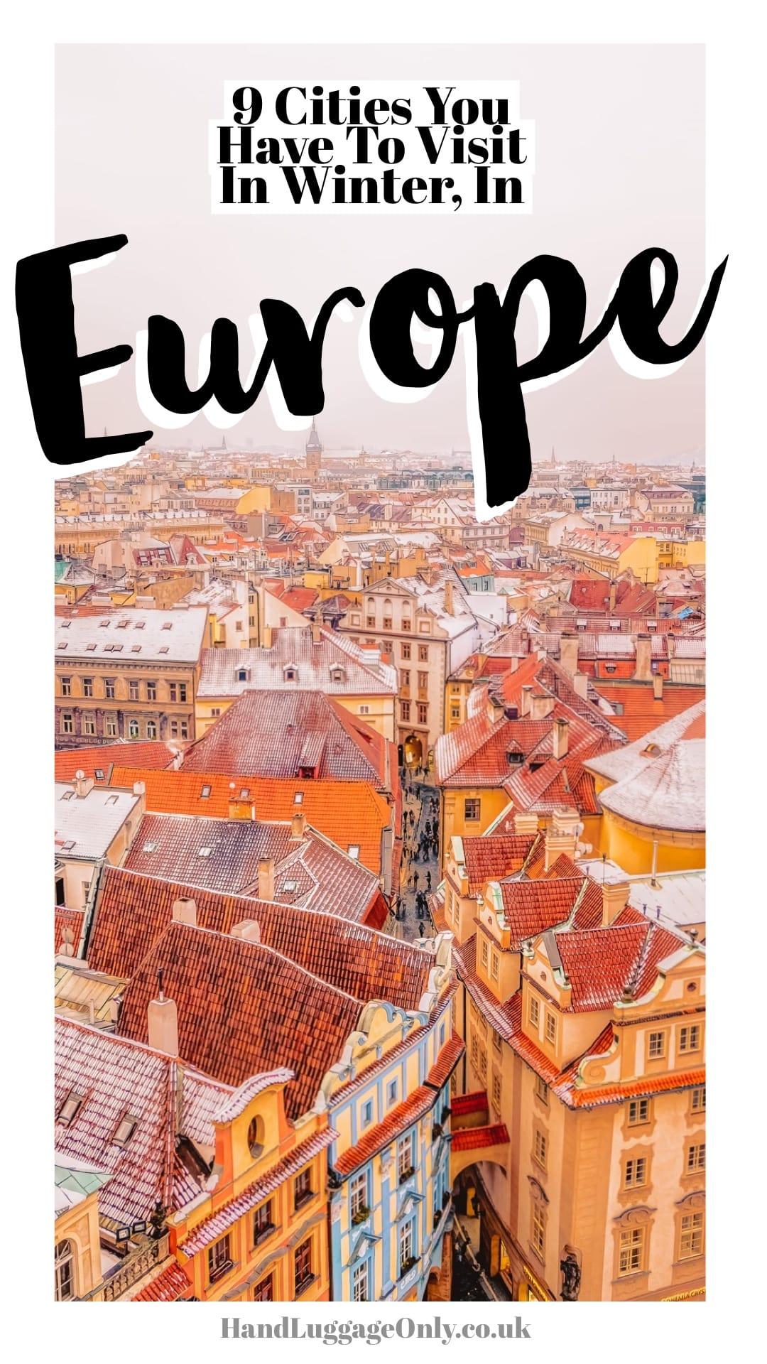 Winter Cities In Europe (10)
