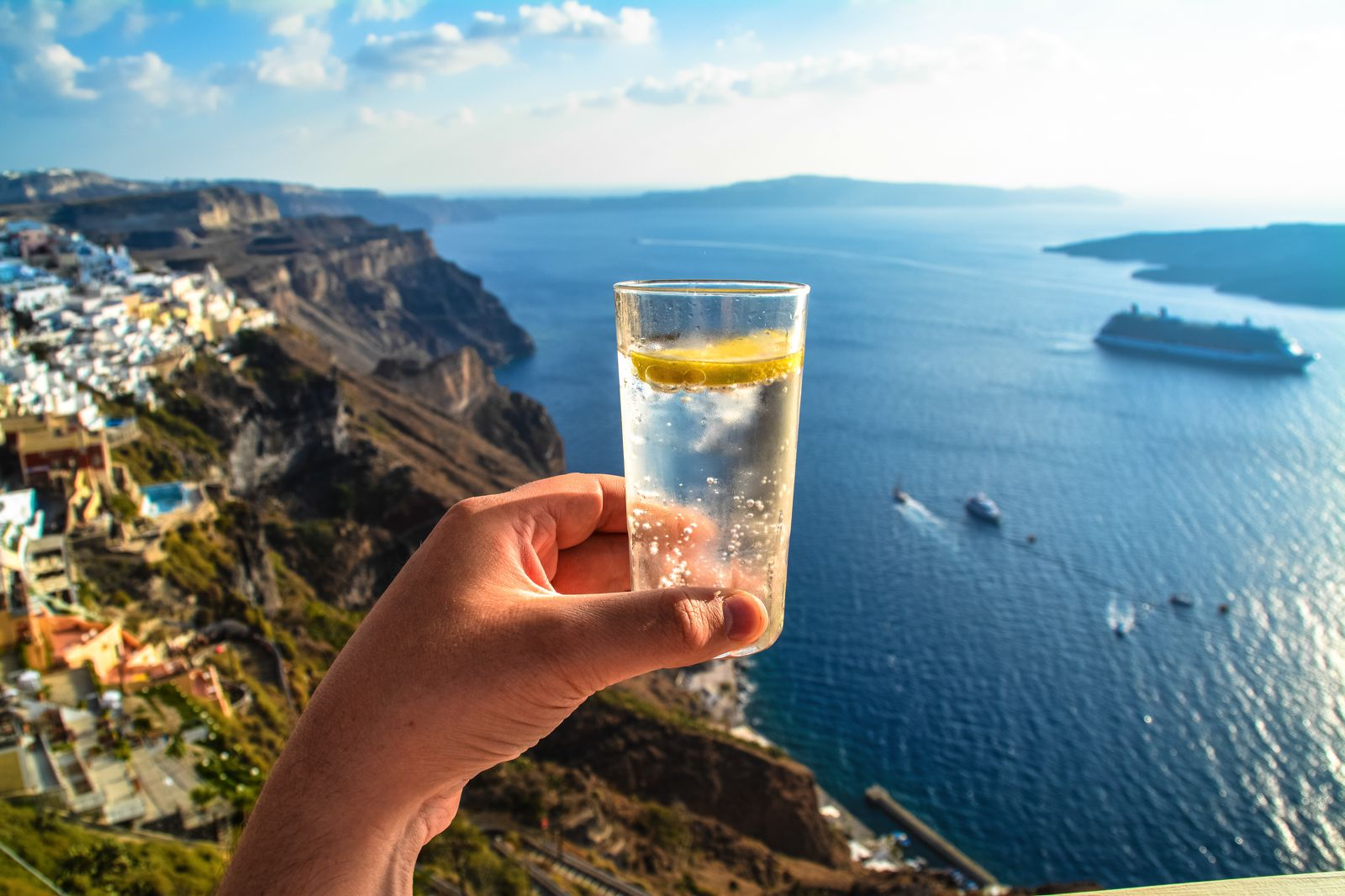 A Journey To The Real Atlantis - Santorini In Greece (7)