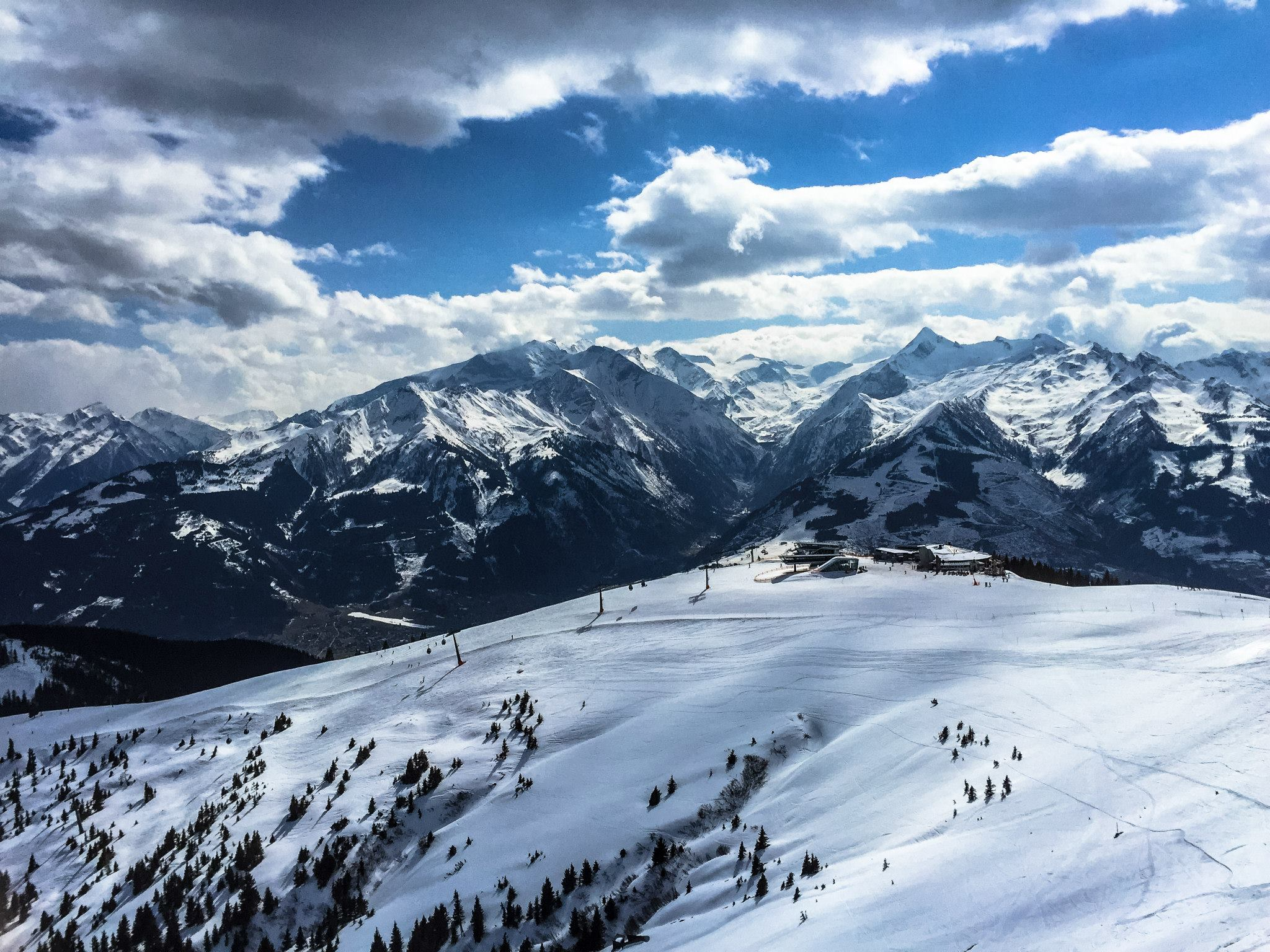 Learn To Ski In Zell Am See, Austria (16)