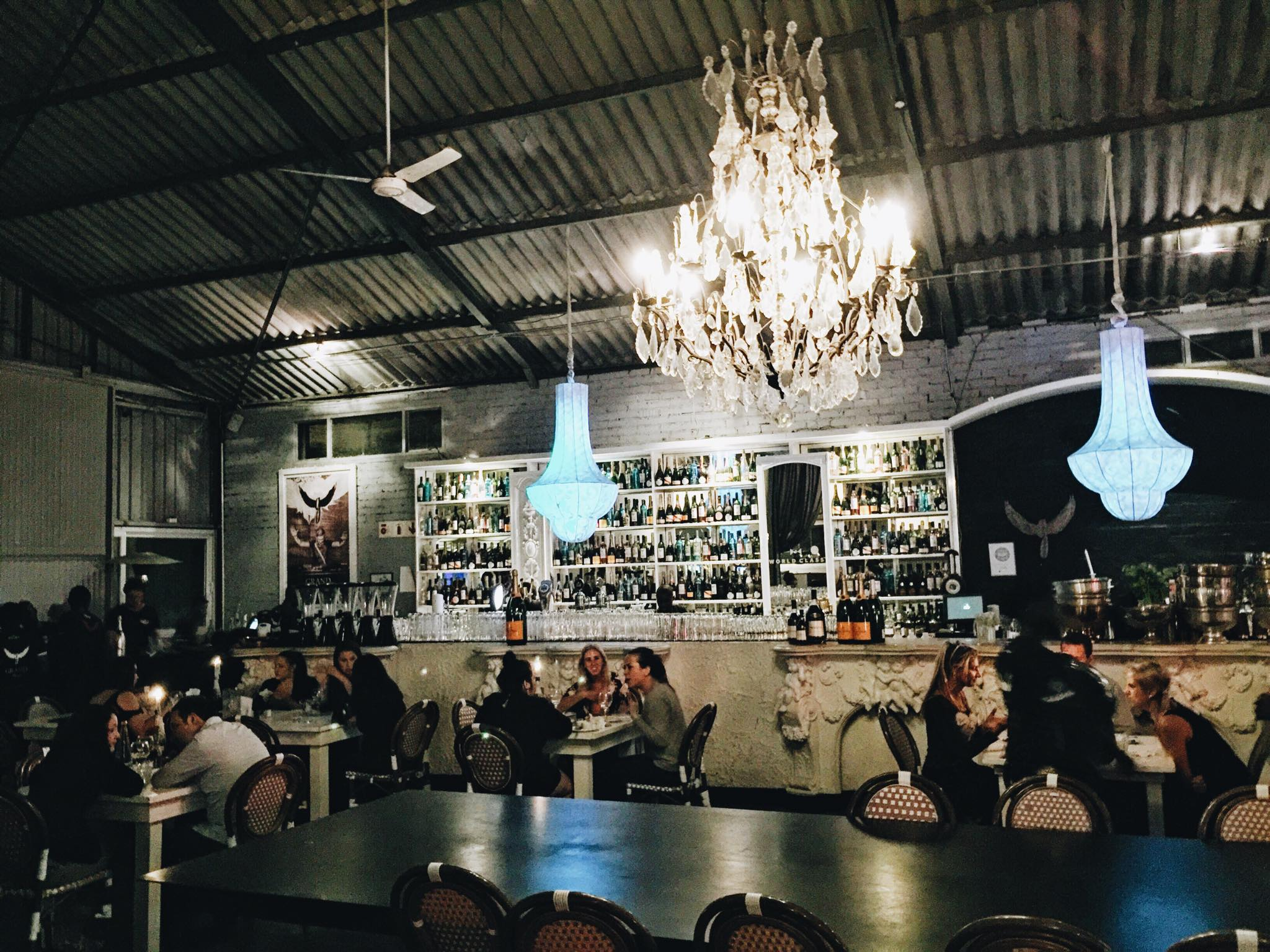 My Recommendation For Dinner + Drinks By The Beach In Cape Town, South Africa