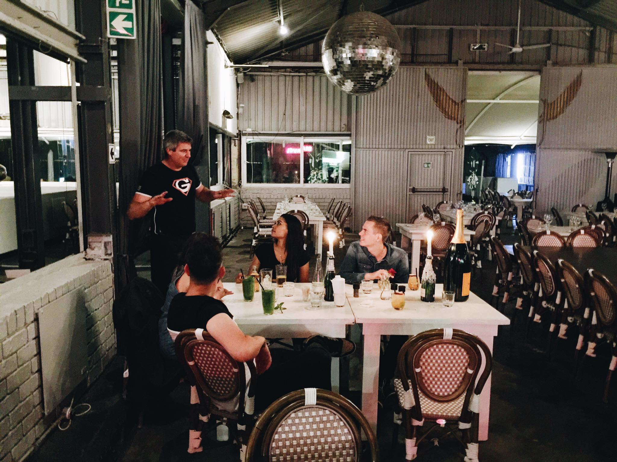 My Recommendation For Dinner + Drinks By The Beach In Cape Town, South Africa (3)