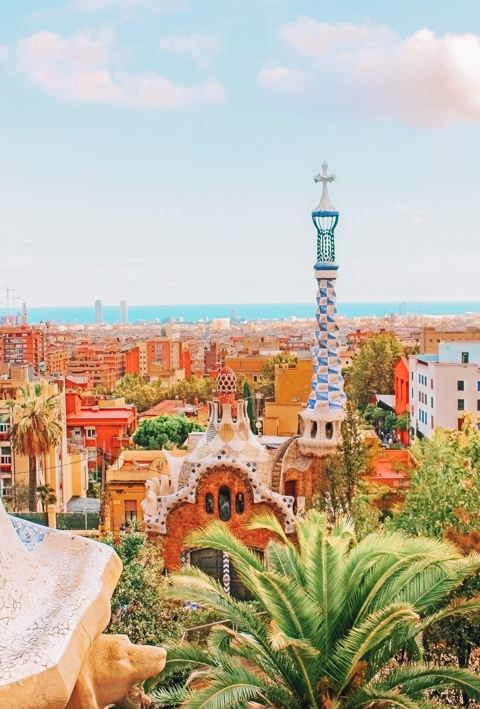 6 Must See Buildings By Gaudi In Barcelona (2)