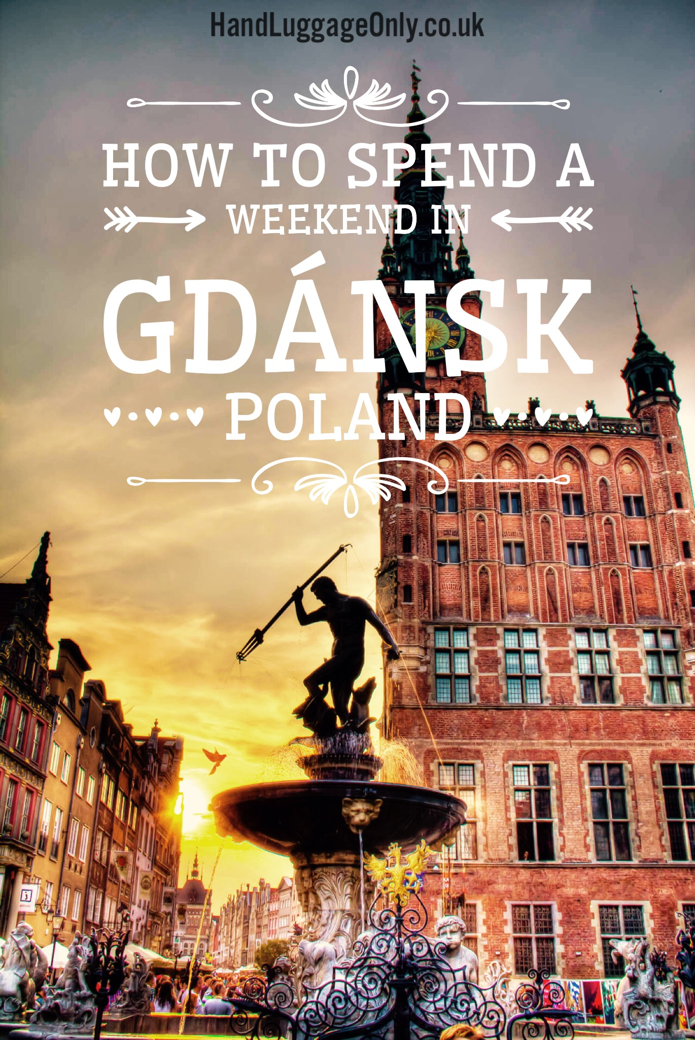 Why You Should Spend A Weekend In Picturesque Gdánsk, Poland (1)