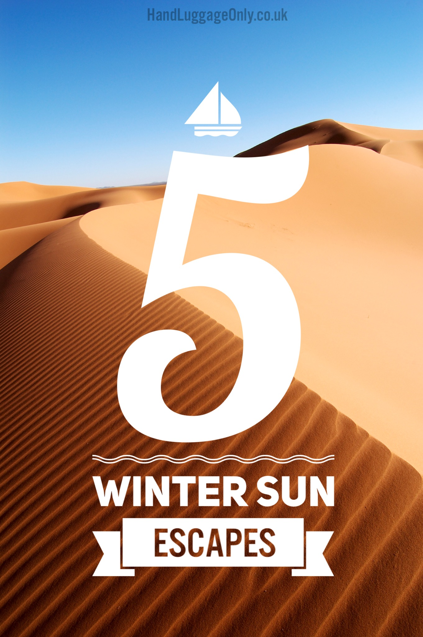 5 Winter Sun Escapes From Cold Europe