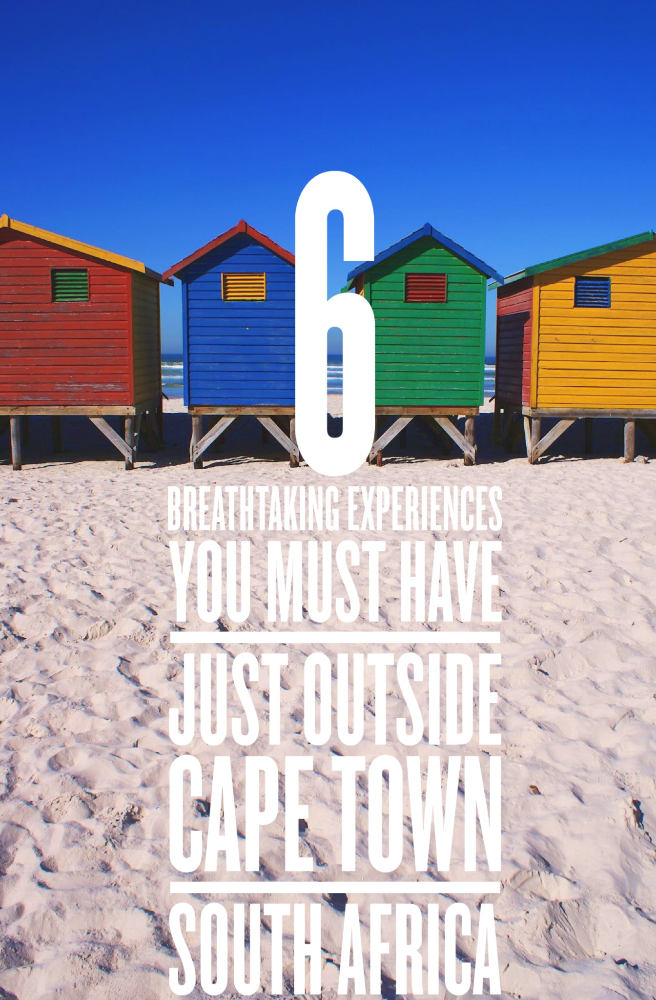 6 Breathtaking Experiences You Must Have Just Outside Of Cape Town, South Africa (2)
