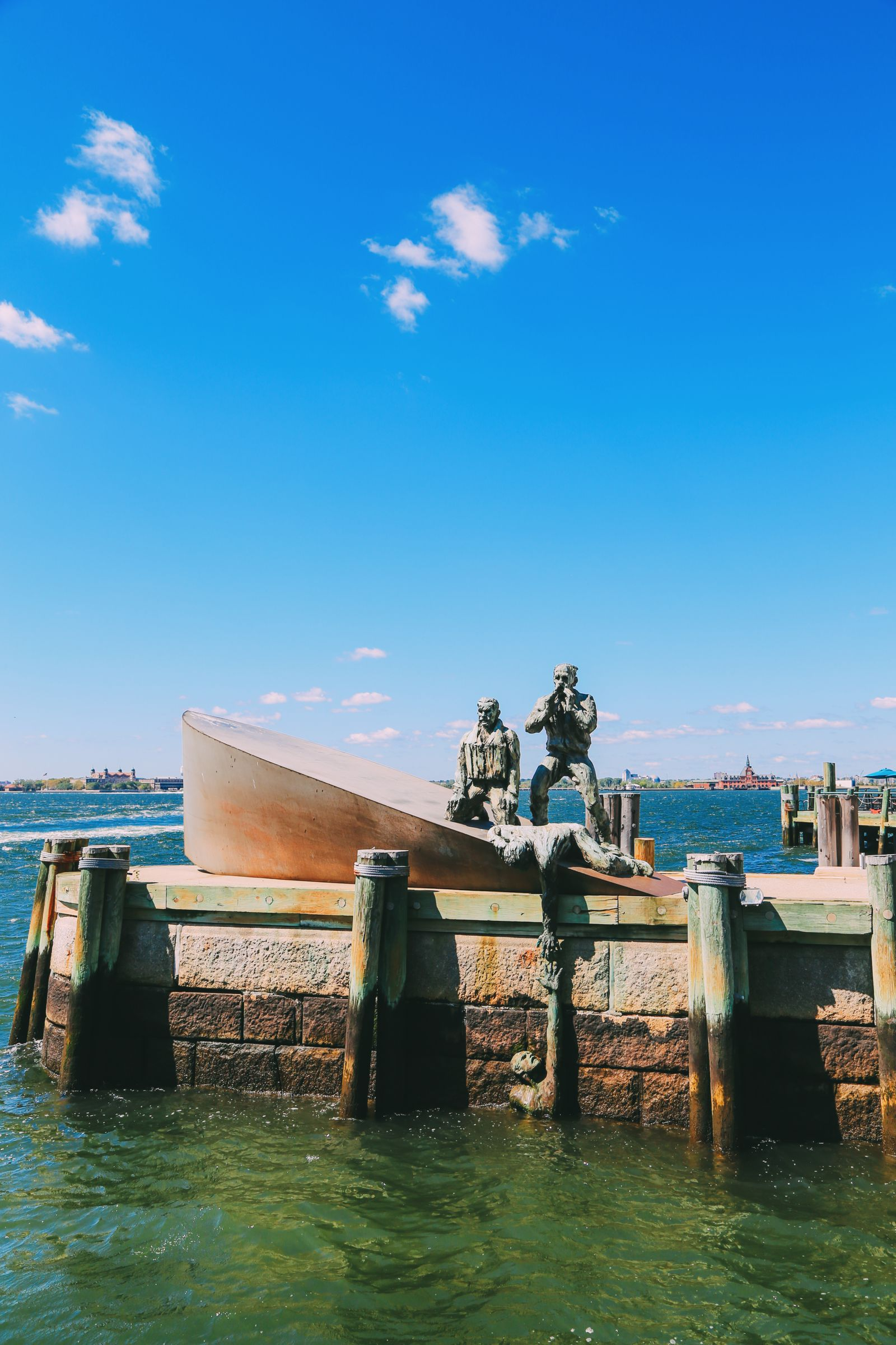 An Afternoon With Lady Liberty In New York City (1)