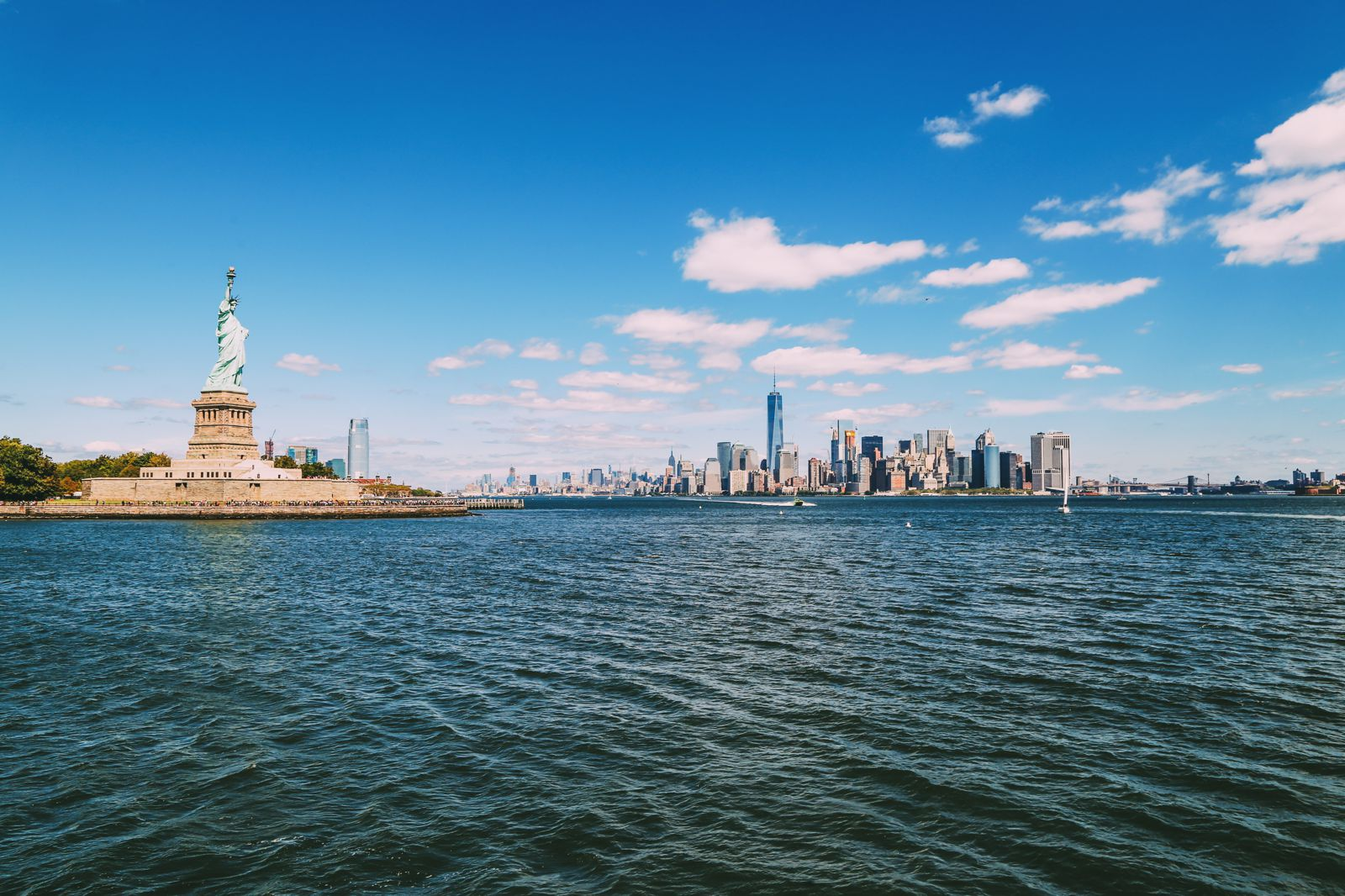An Afternoon With Lady Liberty In New York City (12)