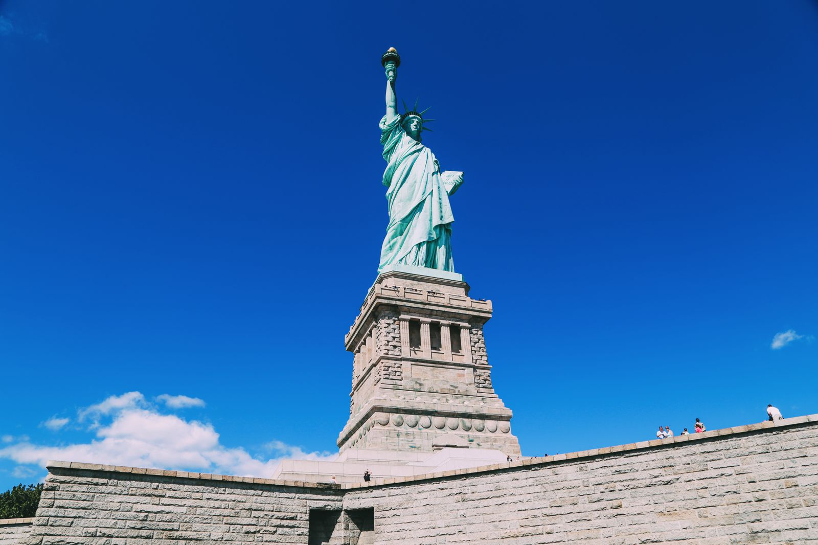 An Afternoon With Lady Liberty In New York City (14)