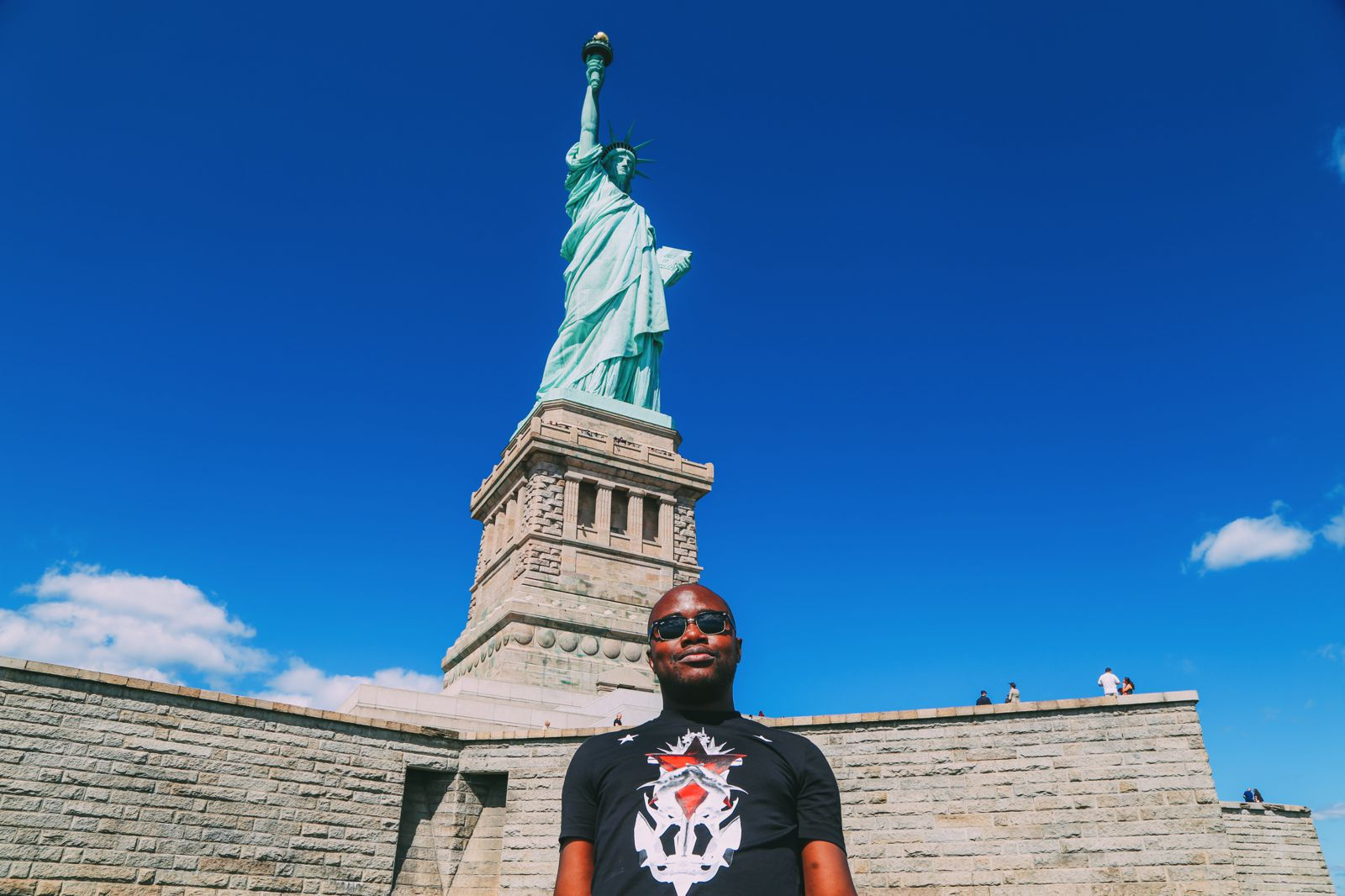 An Afternoon With Lady Liberty In New York City (15)