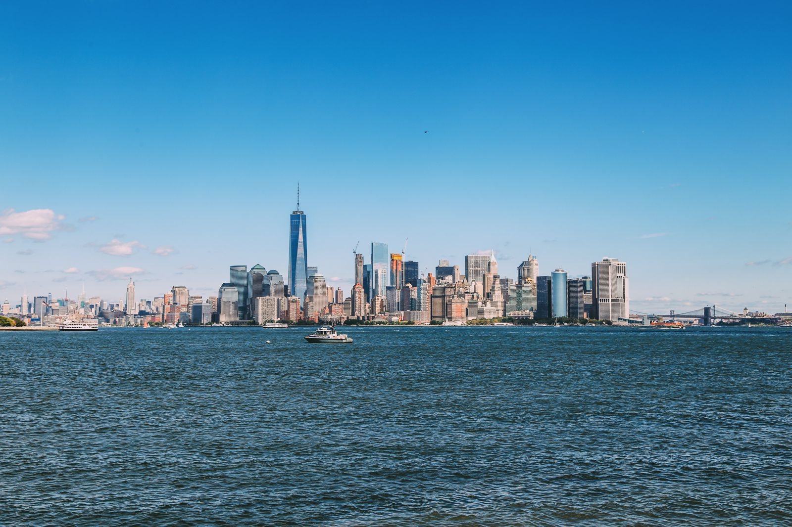 An Afternoon With Lady Liberty In New York City (19)