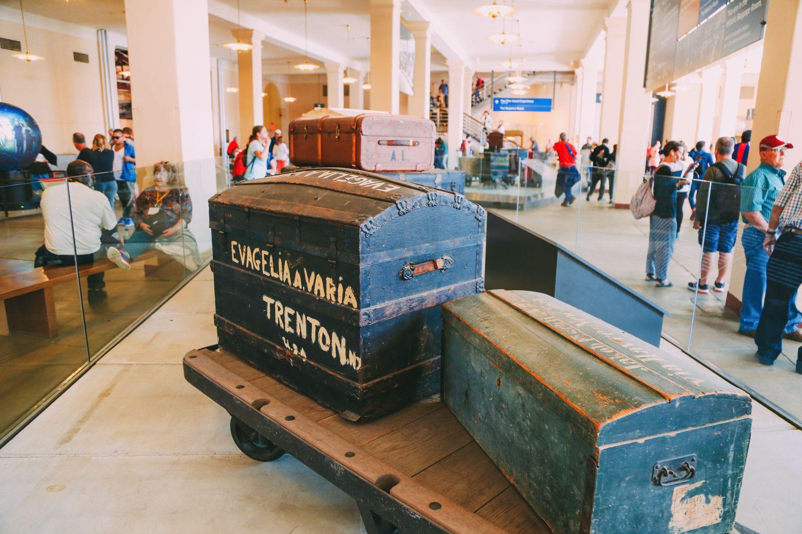 Exploring Ellis Island In New York City (4)