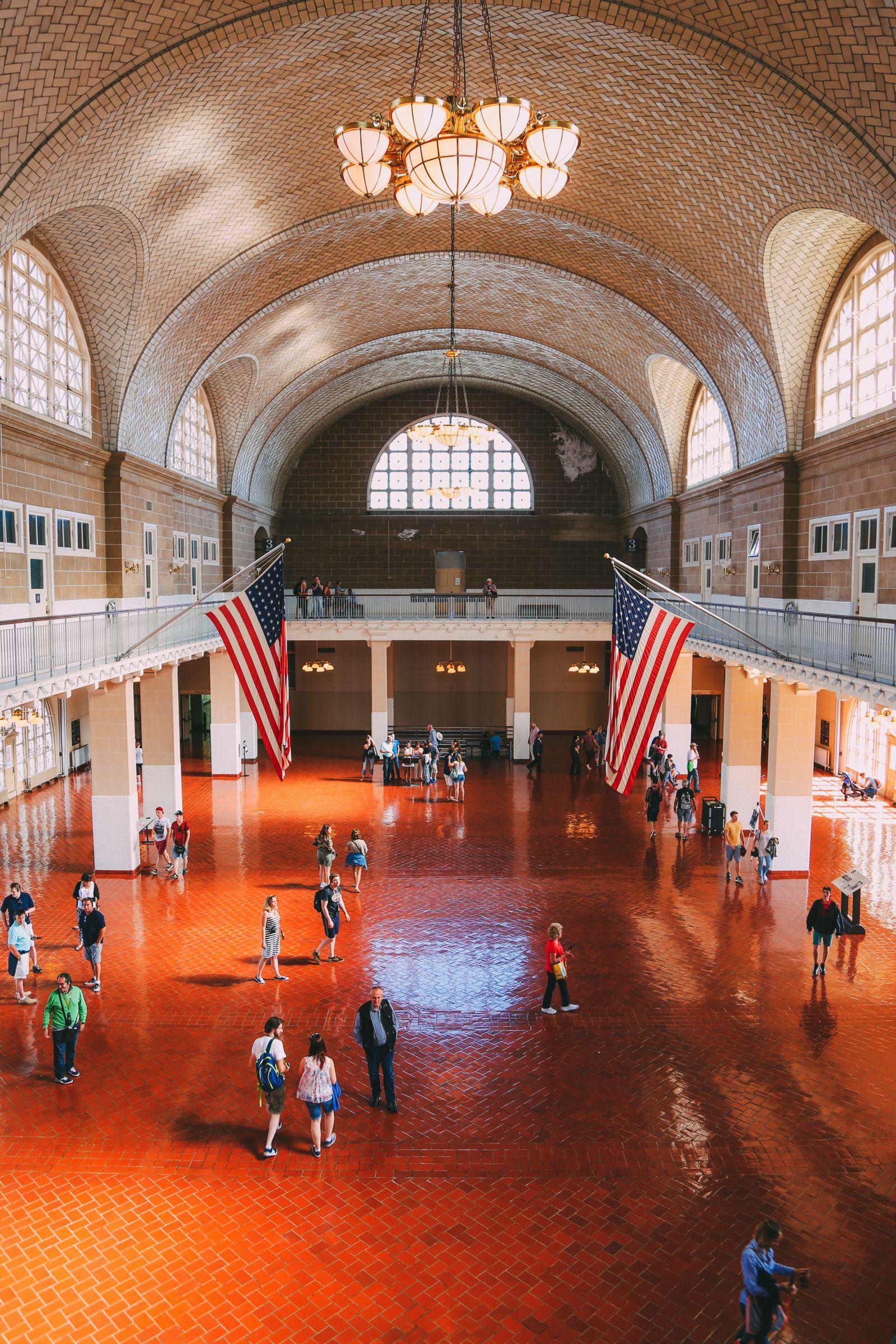 Exploring Ellis Island In New York City (13)