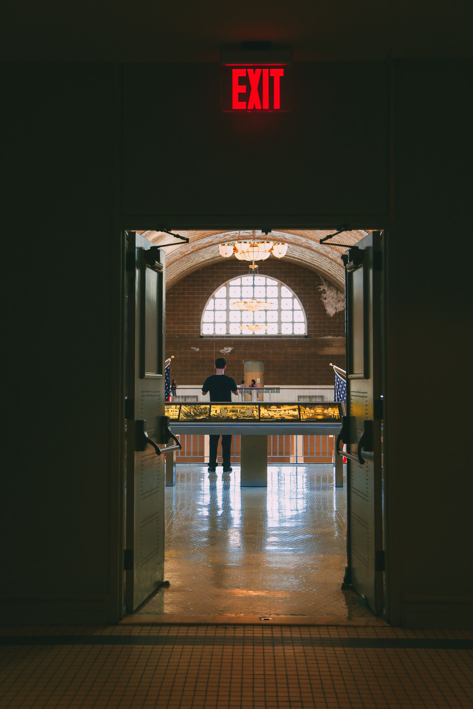 Exploring Ellis Island In New York City (14)