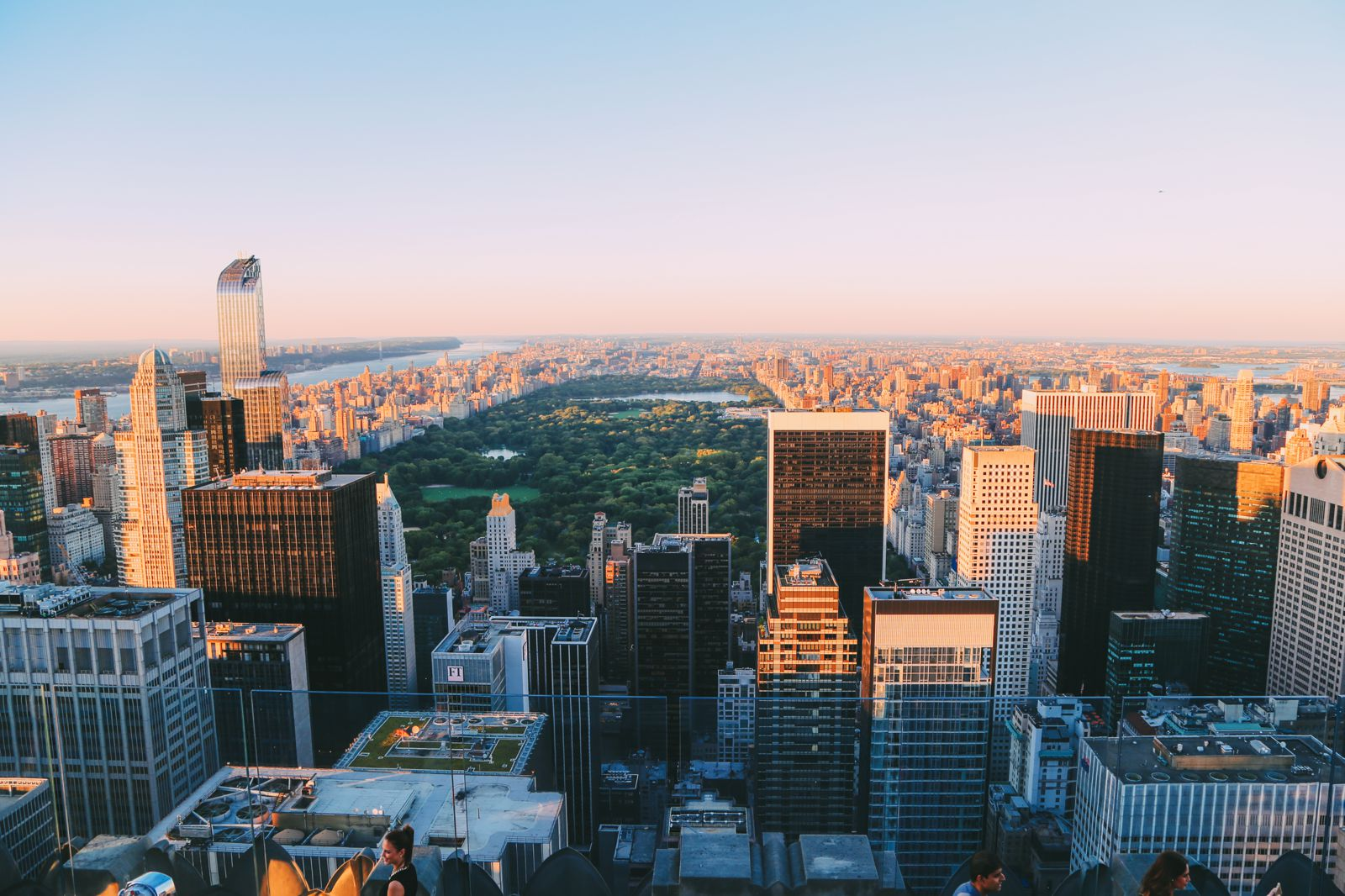 Top Of The Rock In New York City! (6)