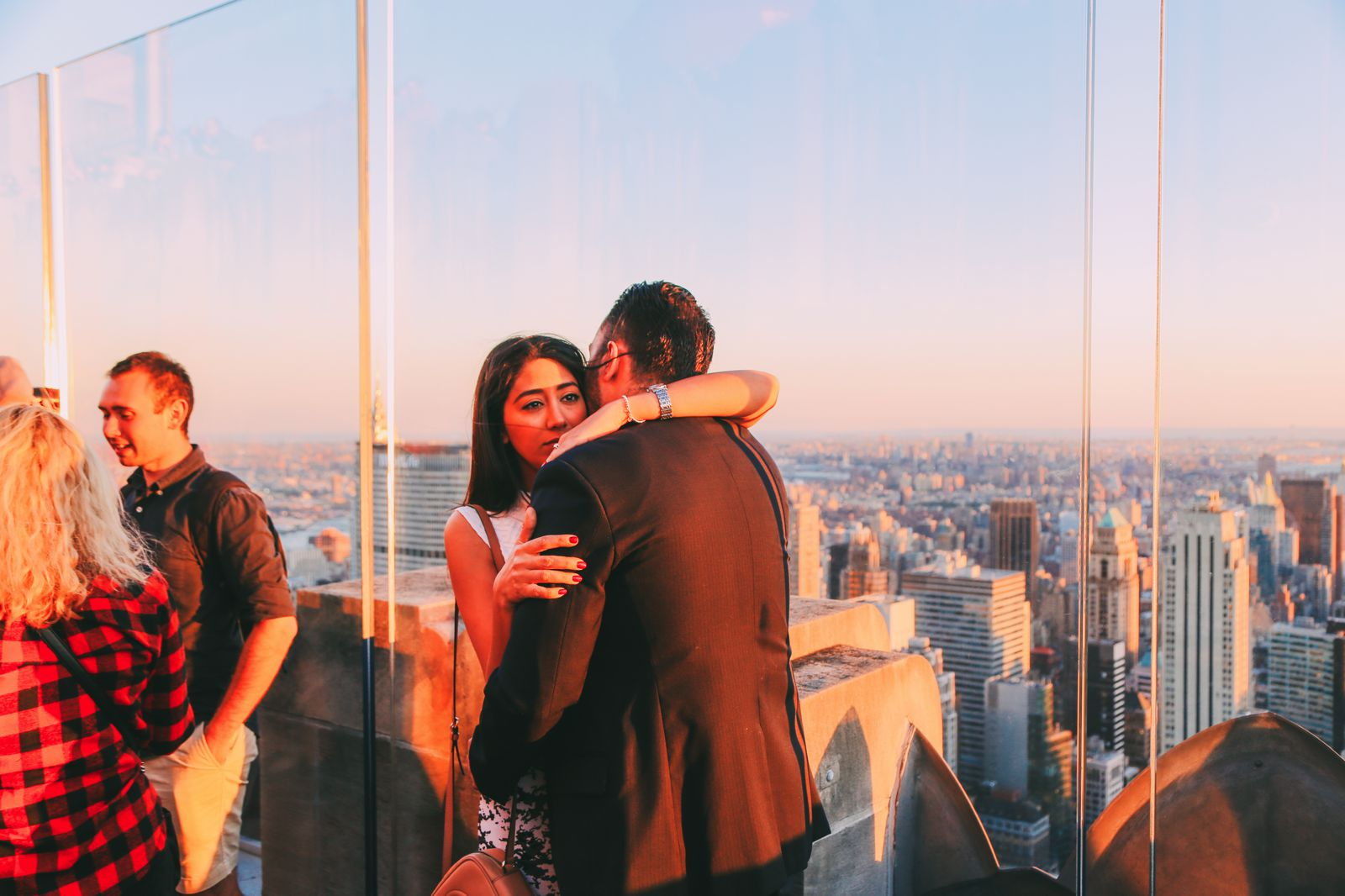 Top Of The Rock In New York City! (12)
