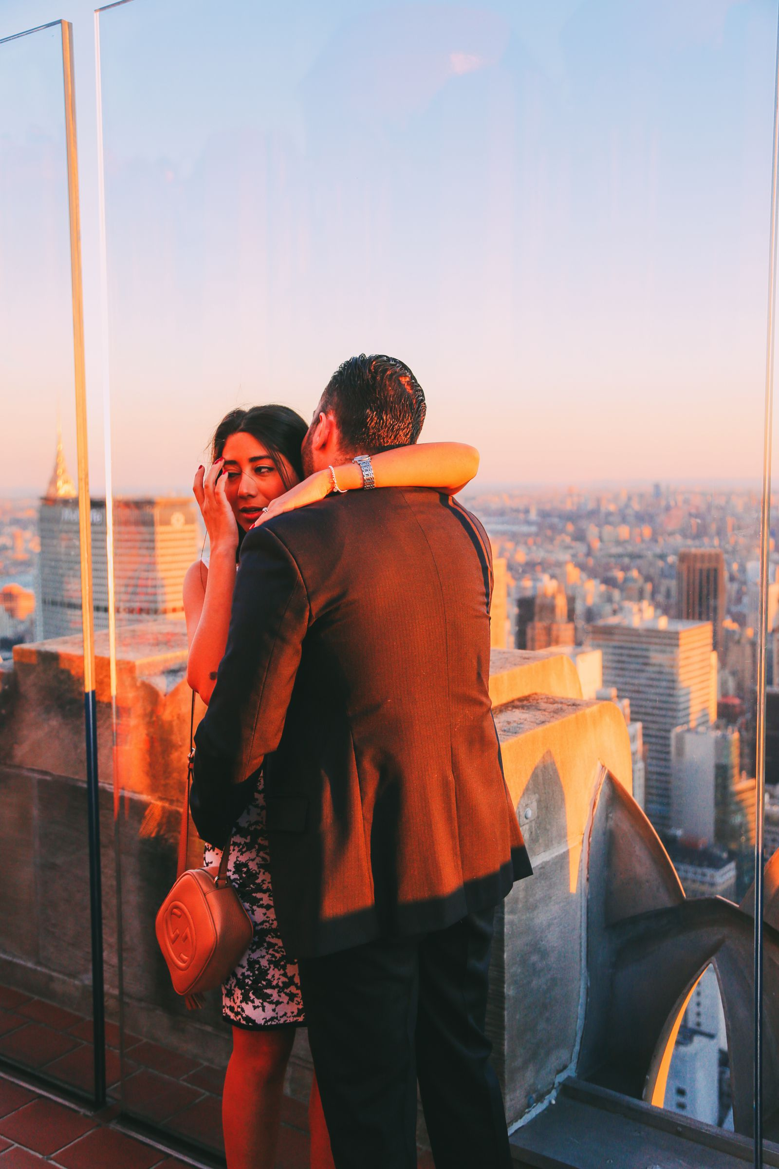 Top Of The Rock In New York City! (13)