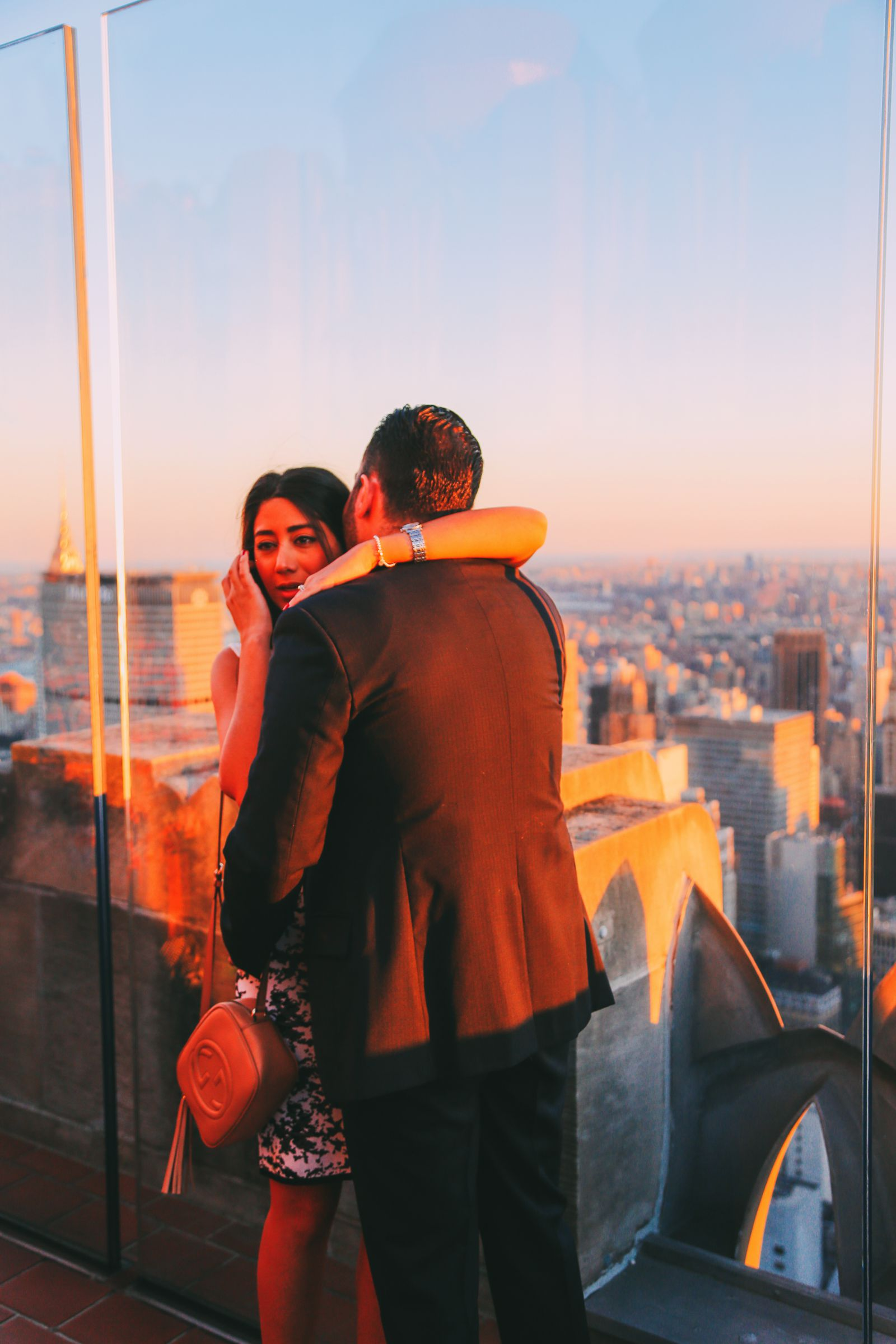 Top Of The Rock In New York City! (14)