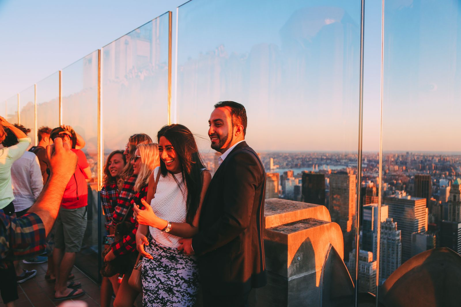 Top Of The Rock In New York City! (16)