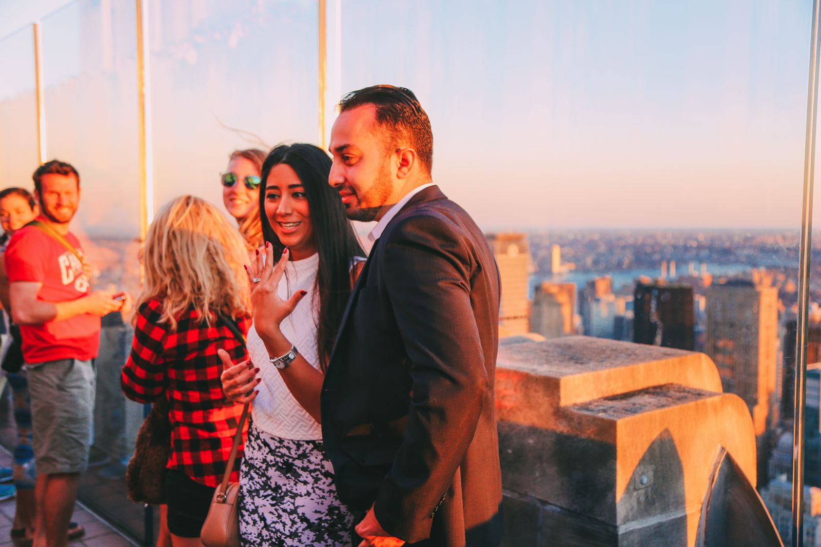 Top Of The Rock In New York City! (17)