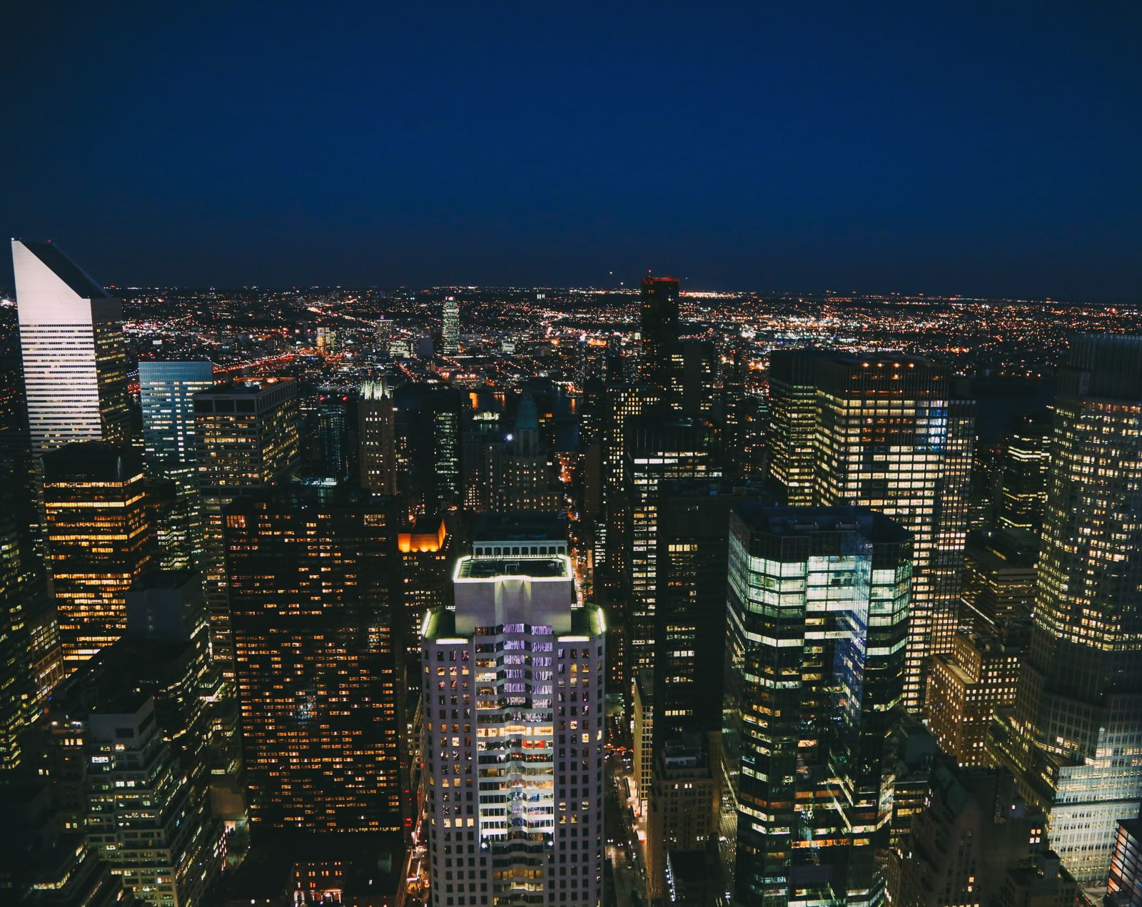 Top Of The Rock In New York City! (25)