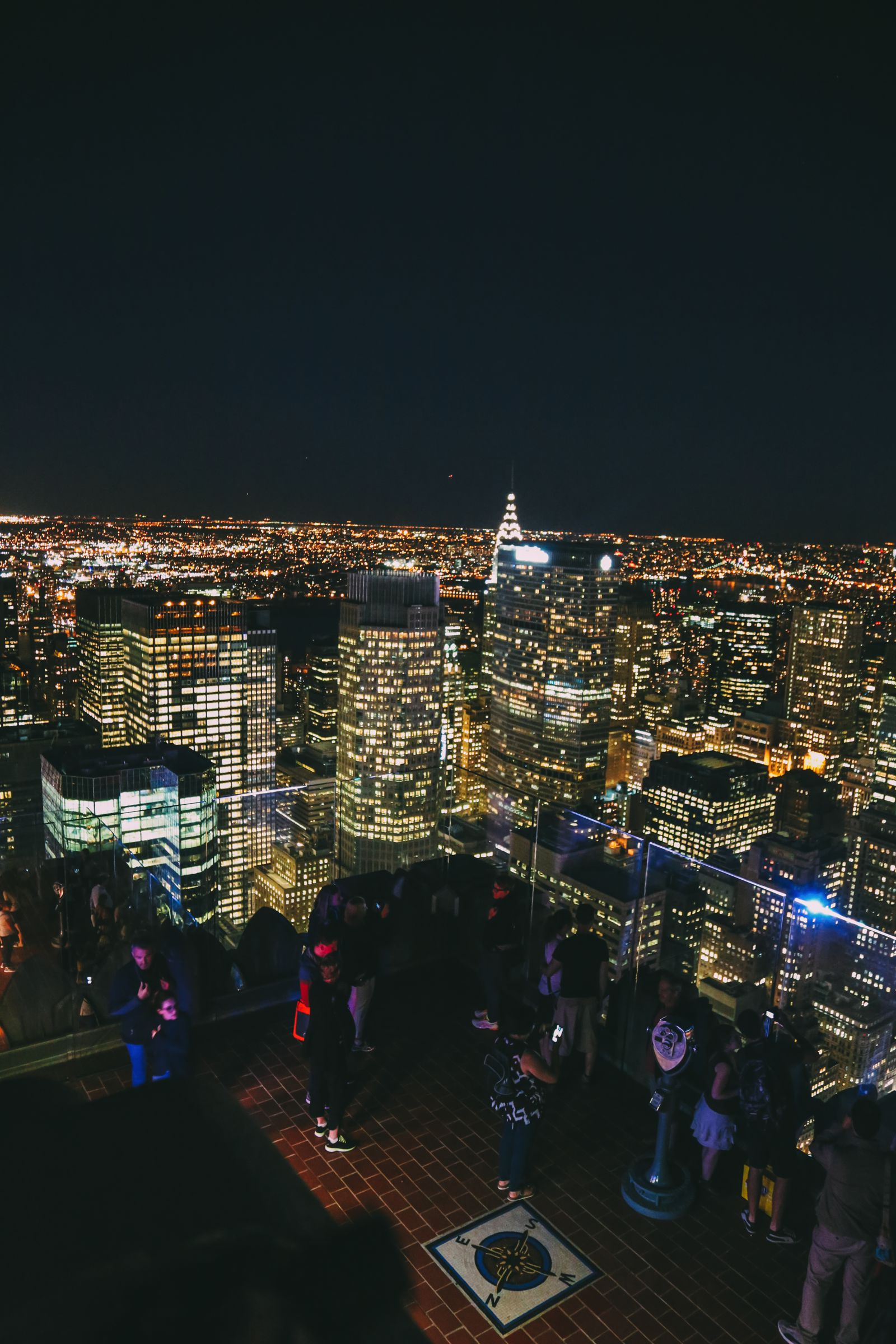 Top Of The Rock In New York City! (30)