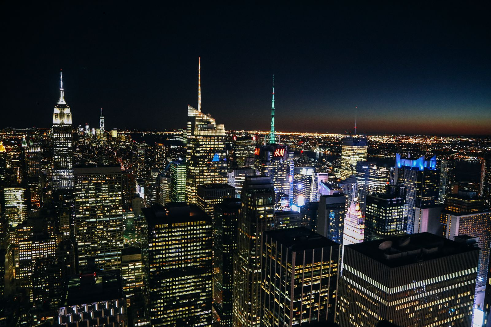 Top Of The Rock In New York City! (31)