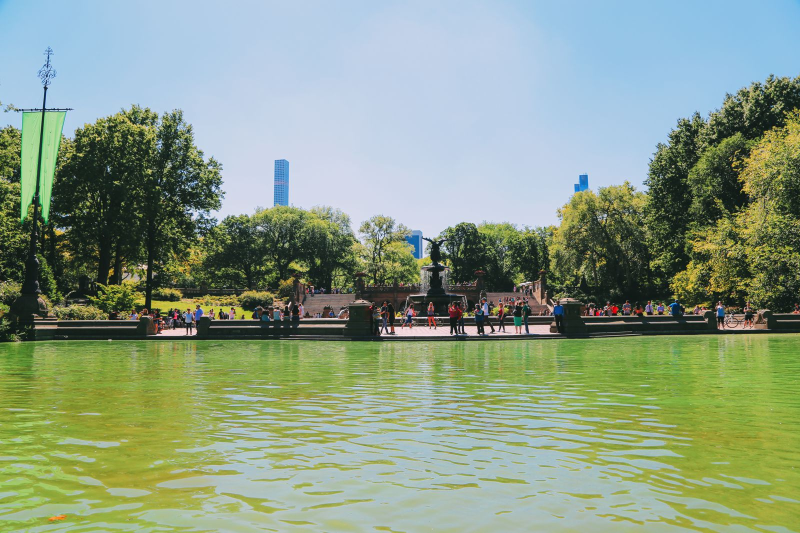 Boating at the Loeb Boathouse in Central Park, New York City (11)