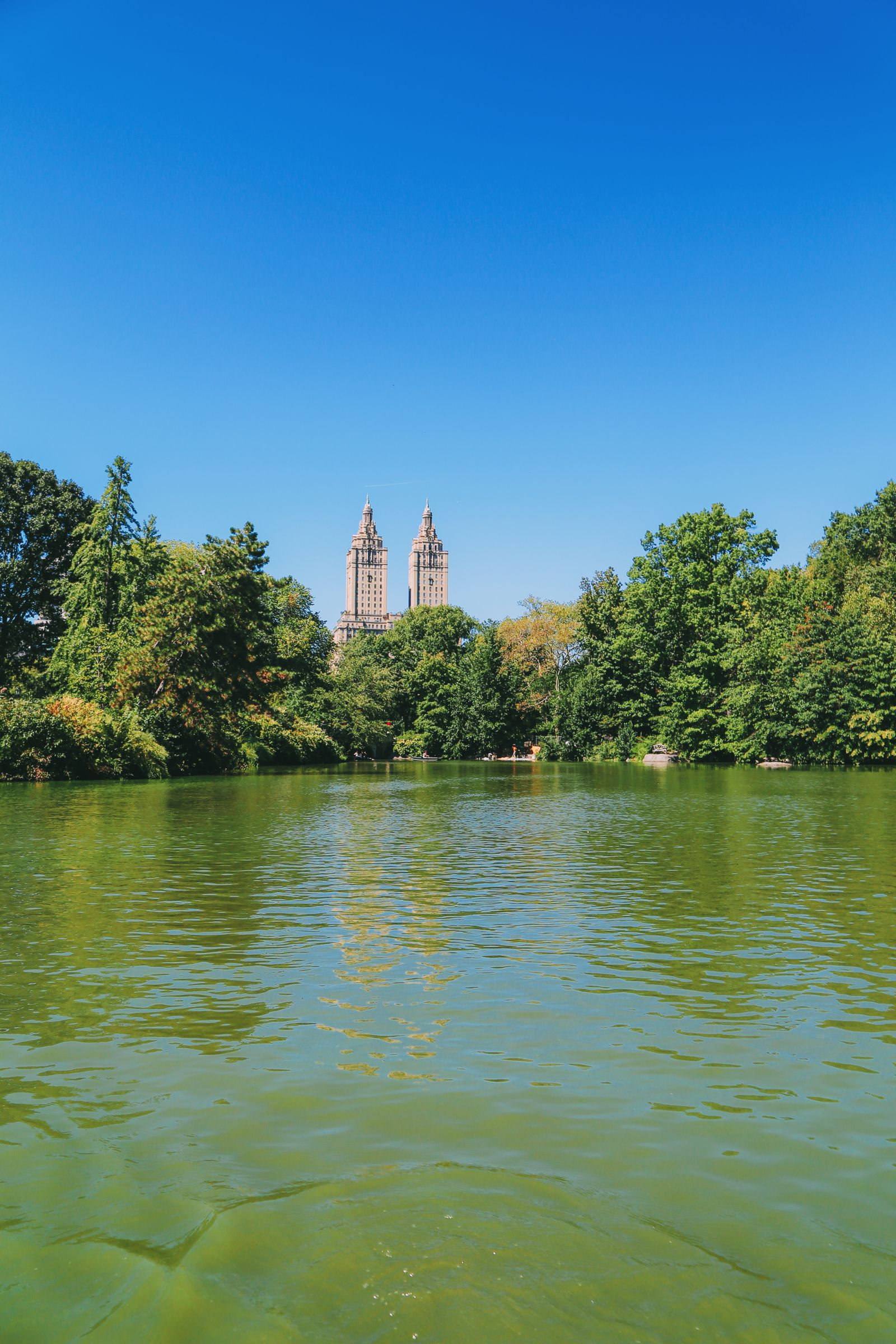 Boating at the Loeb Boathouse in Central Park, New York City (14)