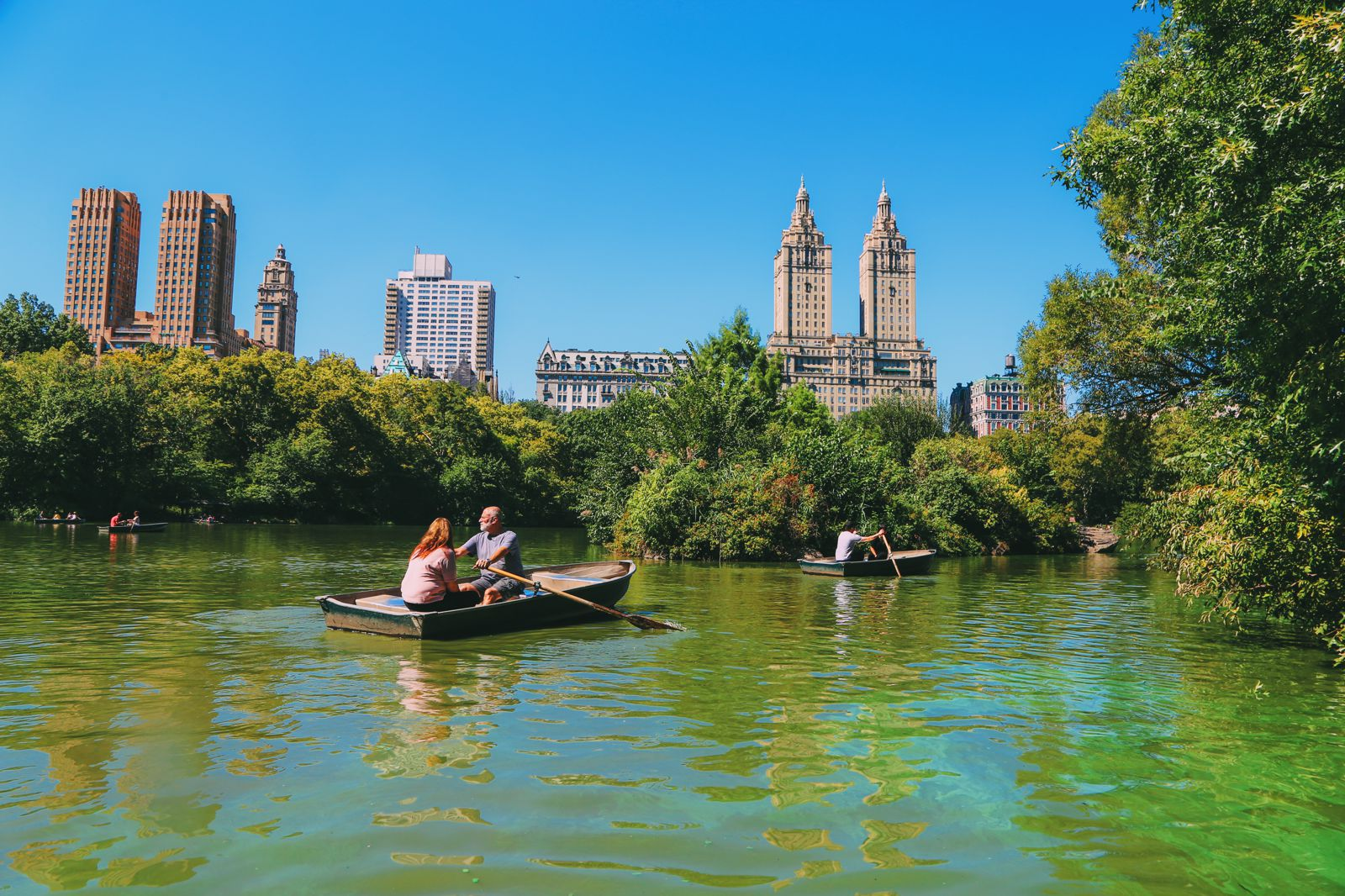 Boating at the Loeb Boathouse in Central Park, New York City (19)