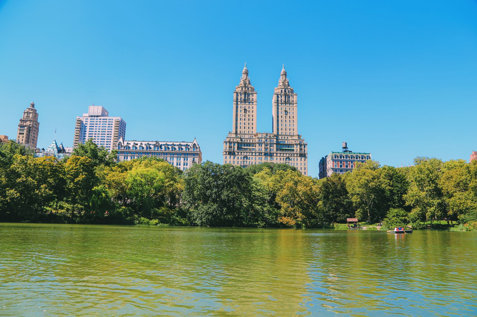 Boating at the Loeb Boathouse in Central Park, New York City (20)