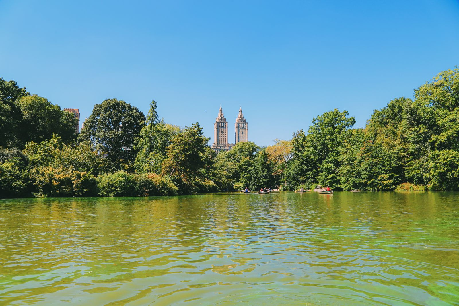 Boating at the Loeb Boathouse in Central Park, New York City (24)