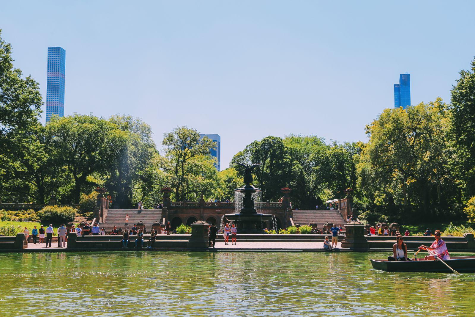 Boating at the Loeb Boathouse in Central Park, New York City (25)