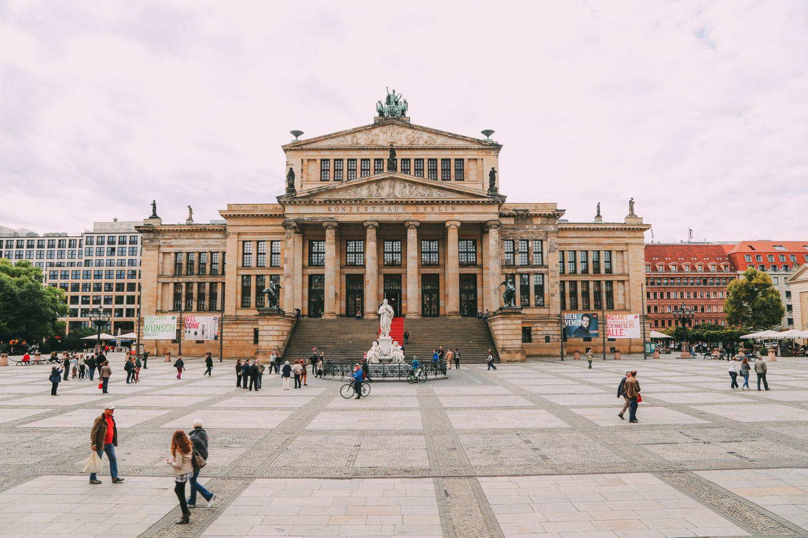 Sightseeing In Berlin, Germany - Part 2 (2)