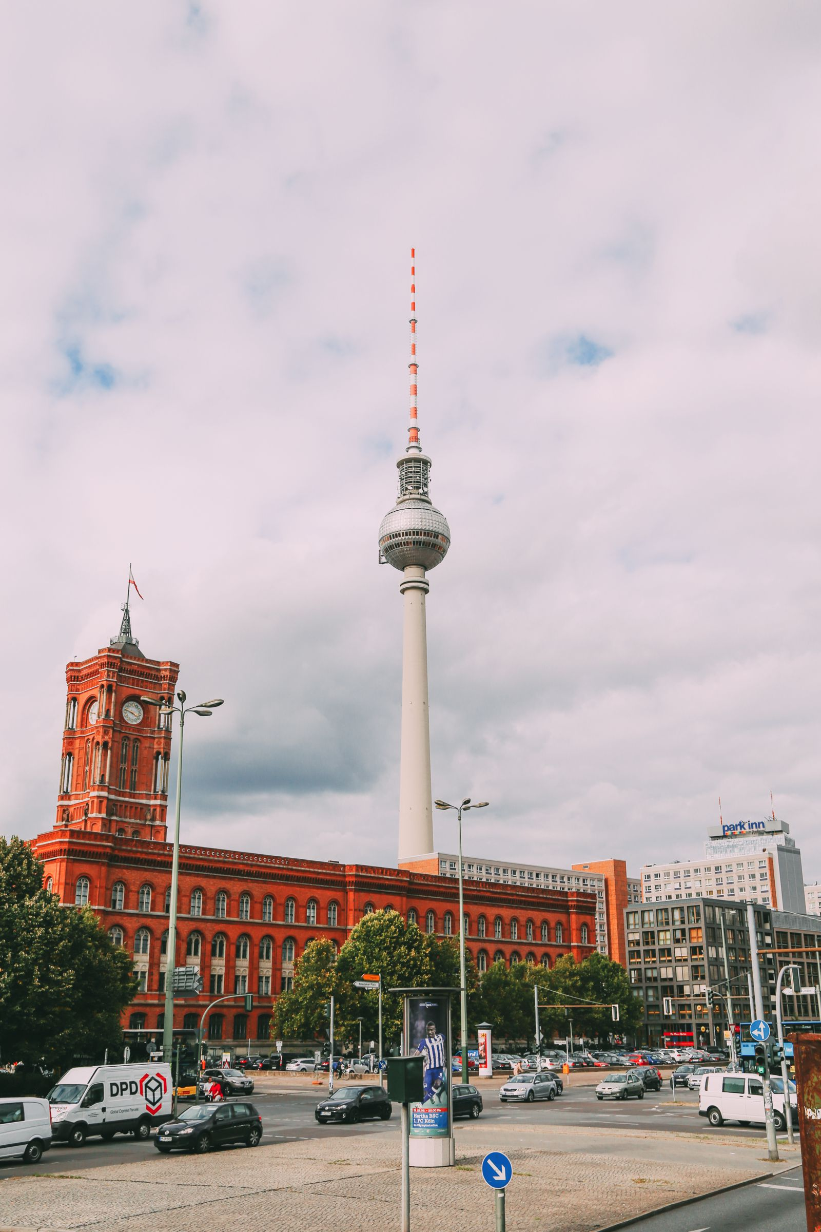 Sightseeing In Berlin, Germany - Part 2 (5)