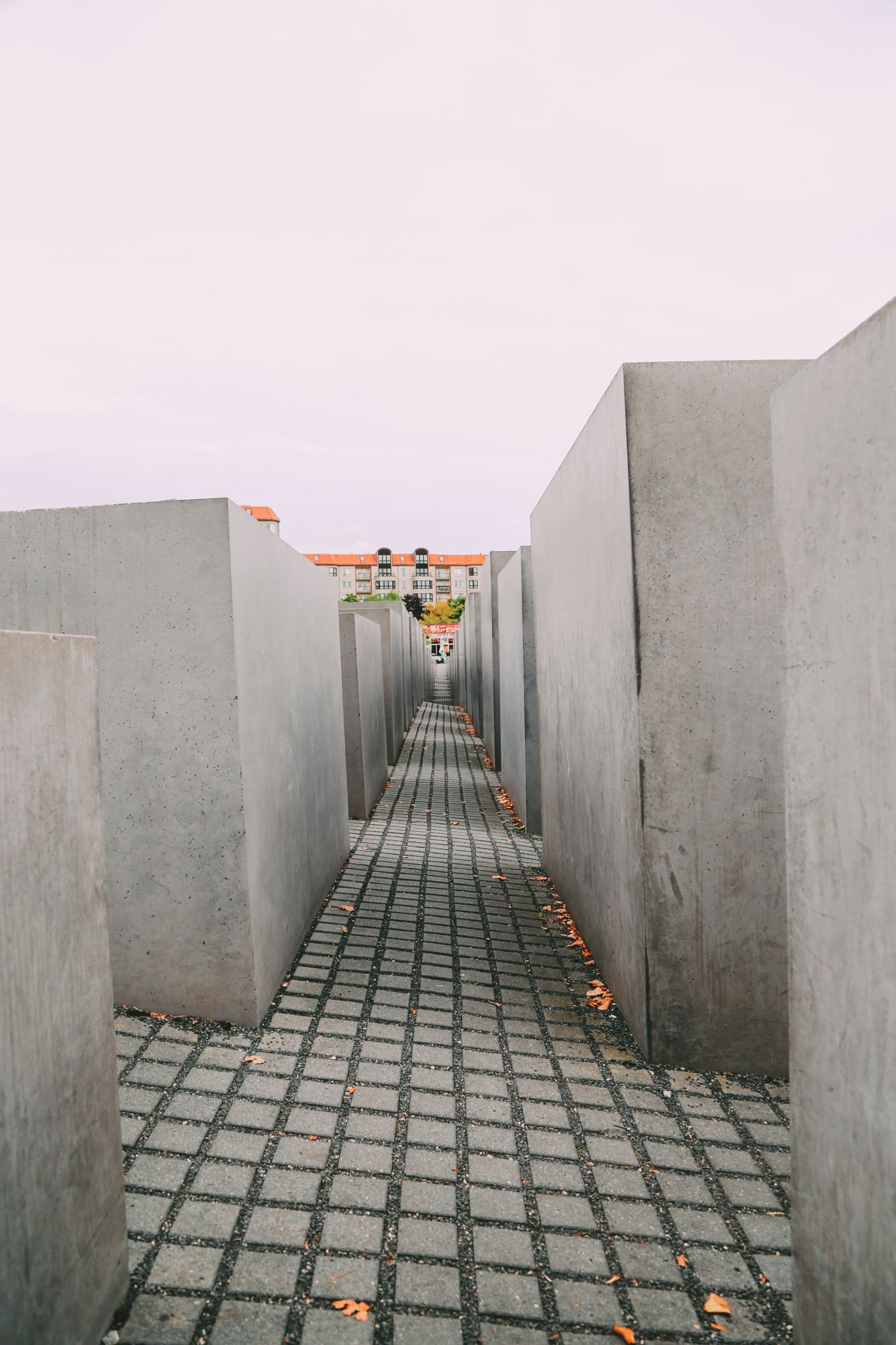 A Memoir To The Fallen - The Holocaust Memorial Also known as the Memorial to the Murdered Jews of Europe (1)
