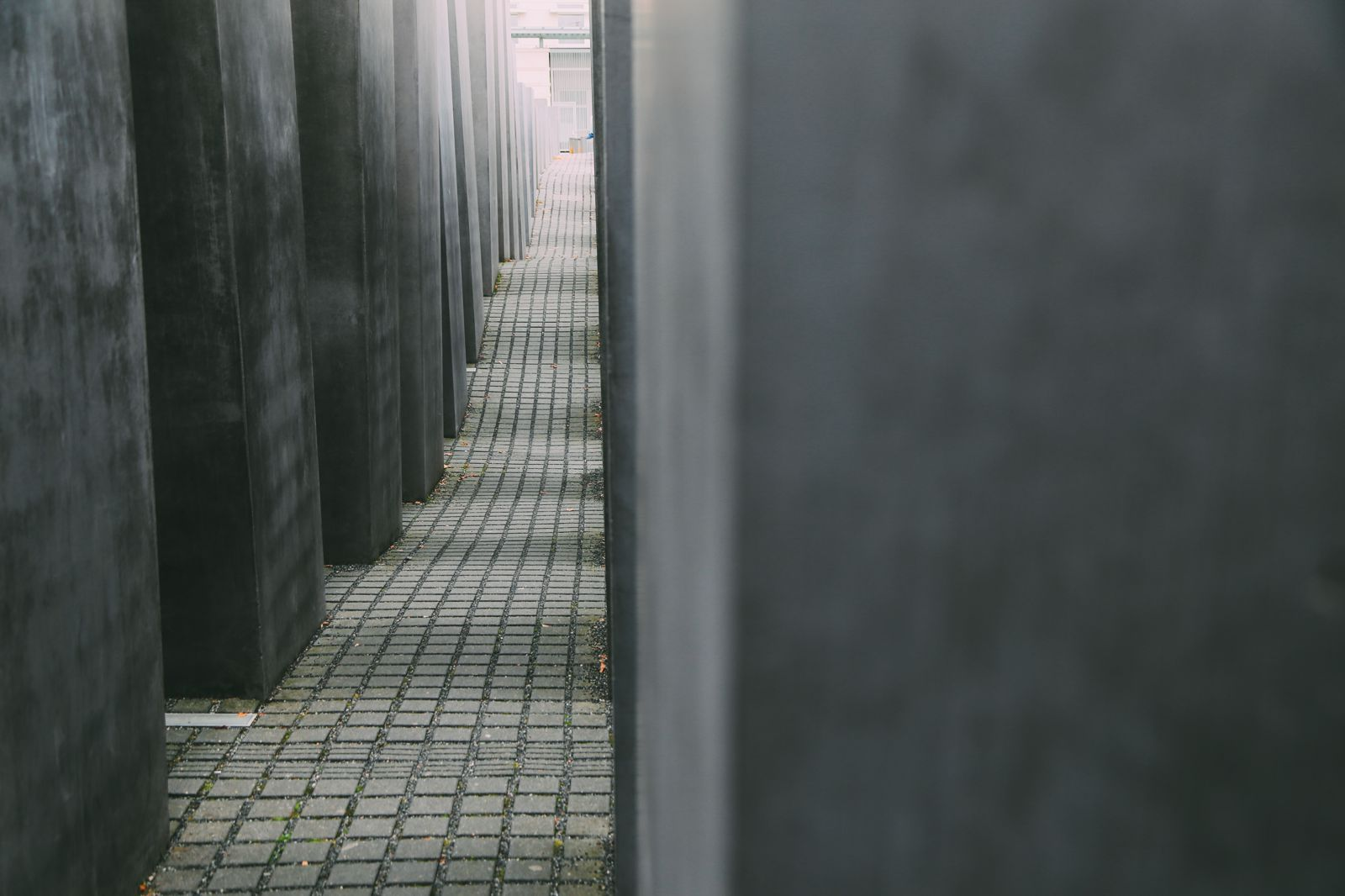 A Memoir To The Fallen - The Holocaust Memorial Also known as the Memorial to the Murdered Jews of Europe (4)