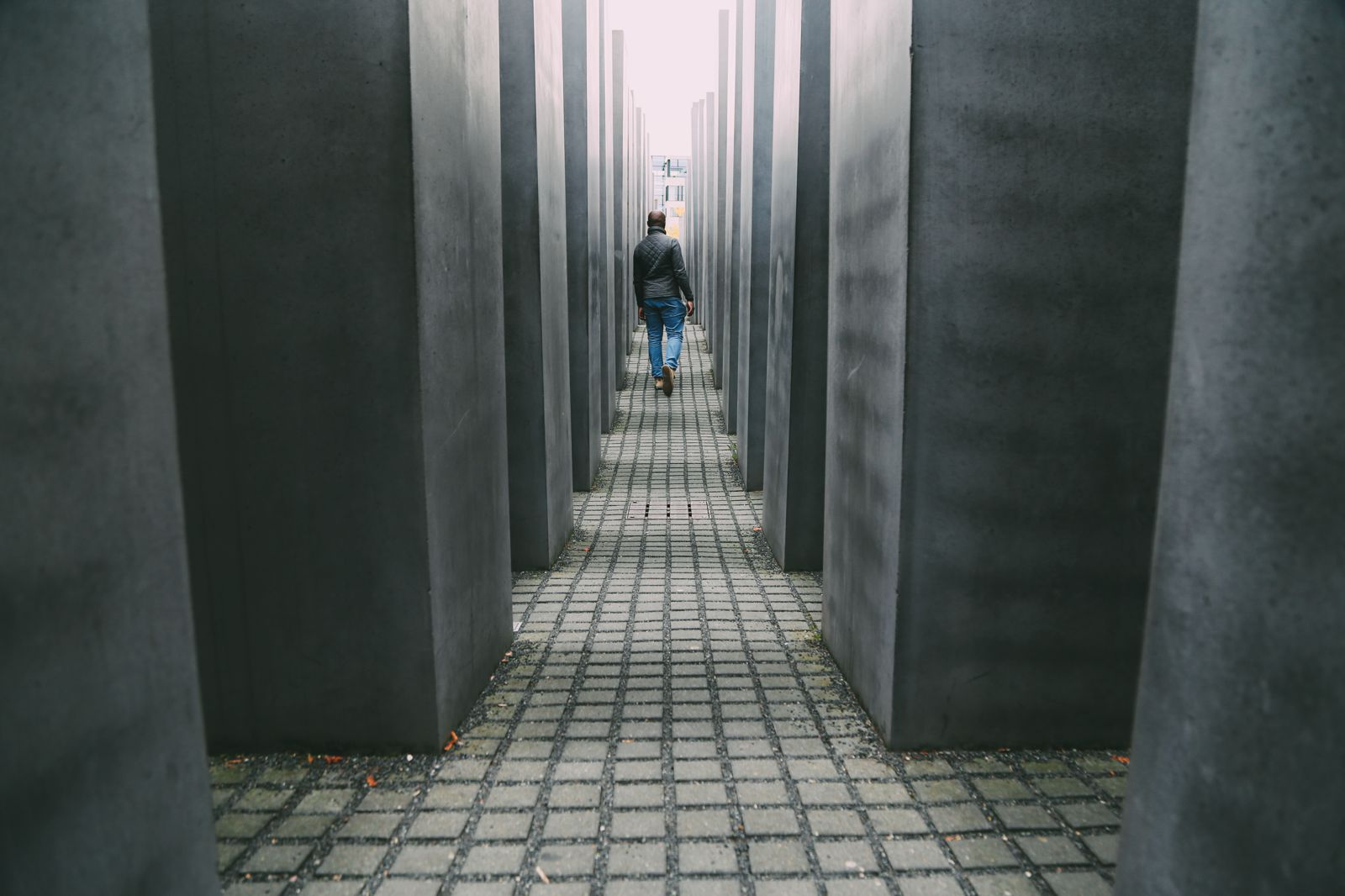 A Memoir To The Fallen - The Holocaust Memorial Also known as the Memorial to the Murdered Jews of Europe (6)